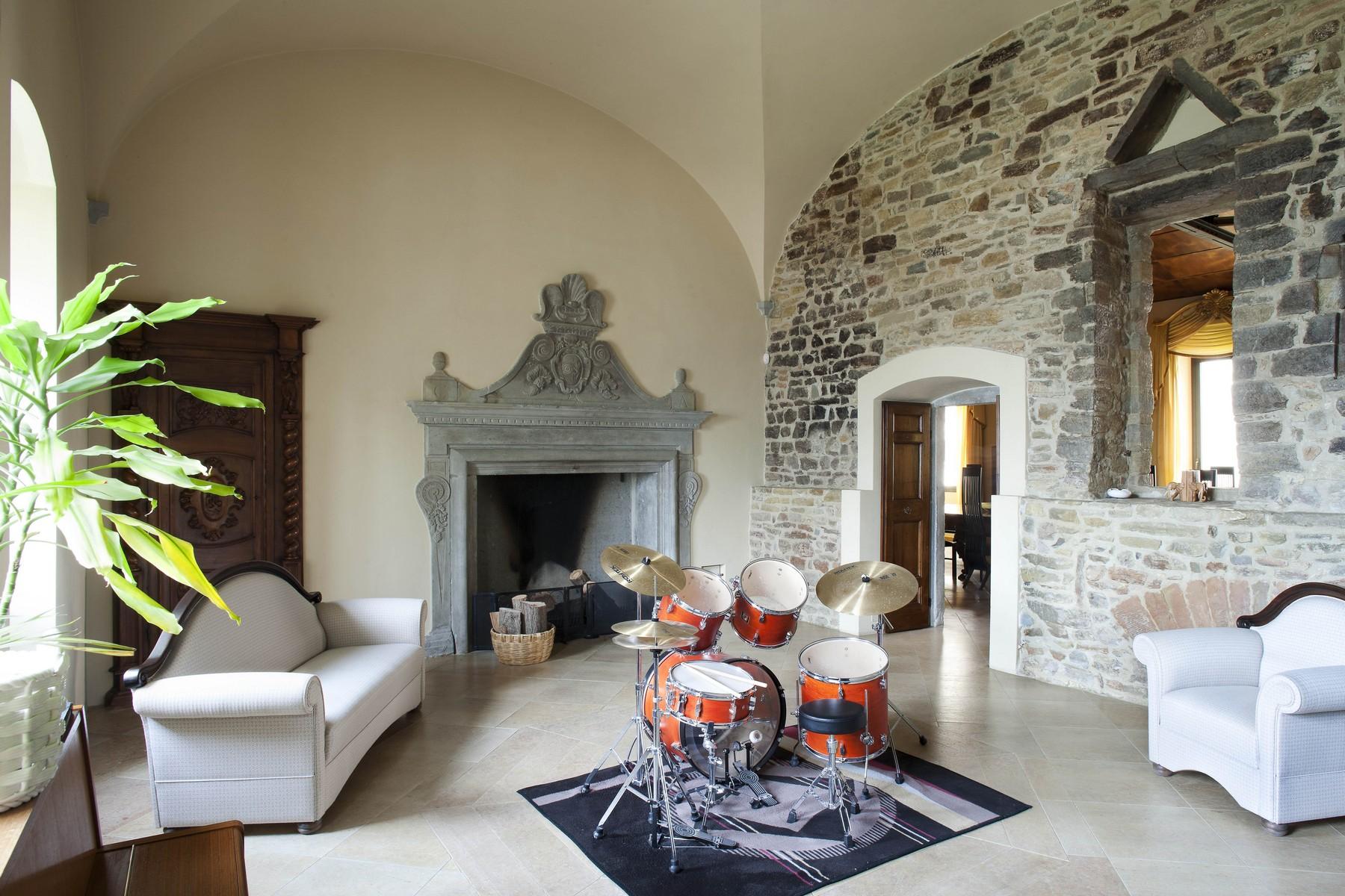 Villa in Vendita a Citta' Di Castello: 5 locali, 830 mq - Foto 6