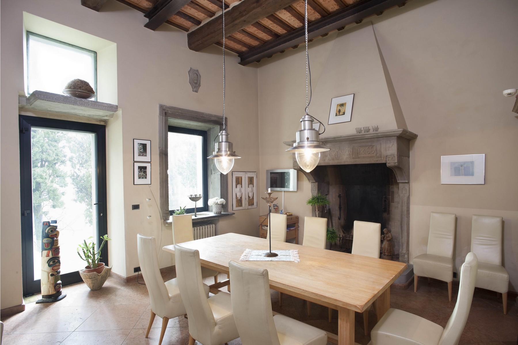 Villa in Vendita a Citta' Di Castello: 5 locali, 830 mq - Foto 8