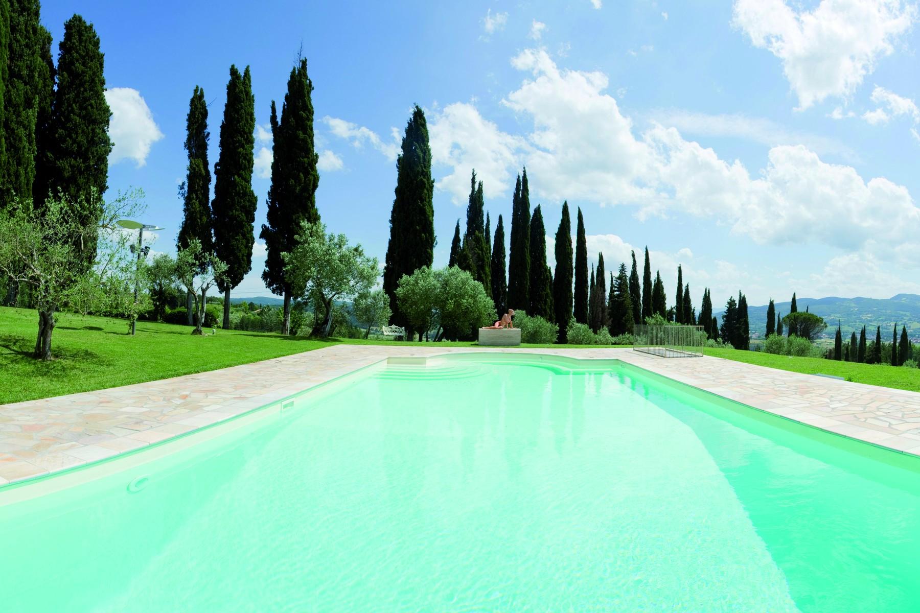 Villa in Vendita a Citta' Di Castello: 5 locali, 830 mq - Foto 12
