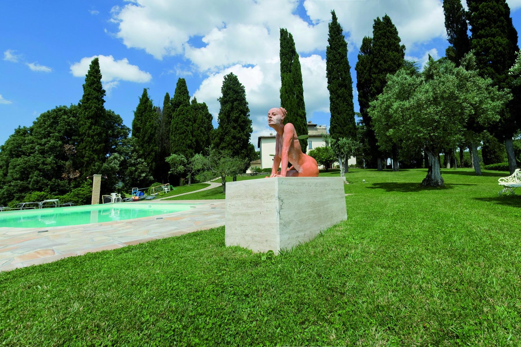 Villa in Vendita a Citta' Di Castello: 5 locali, 830 mq - Foto 13