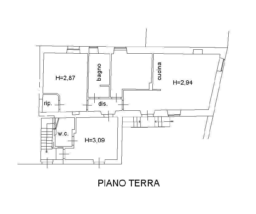 Rustico in Vendita a Capannori: 5 locali, 500 mq - Foto 13