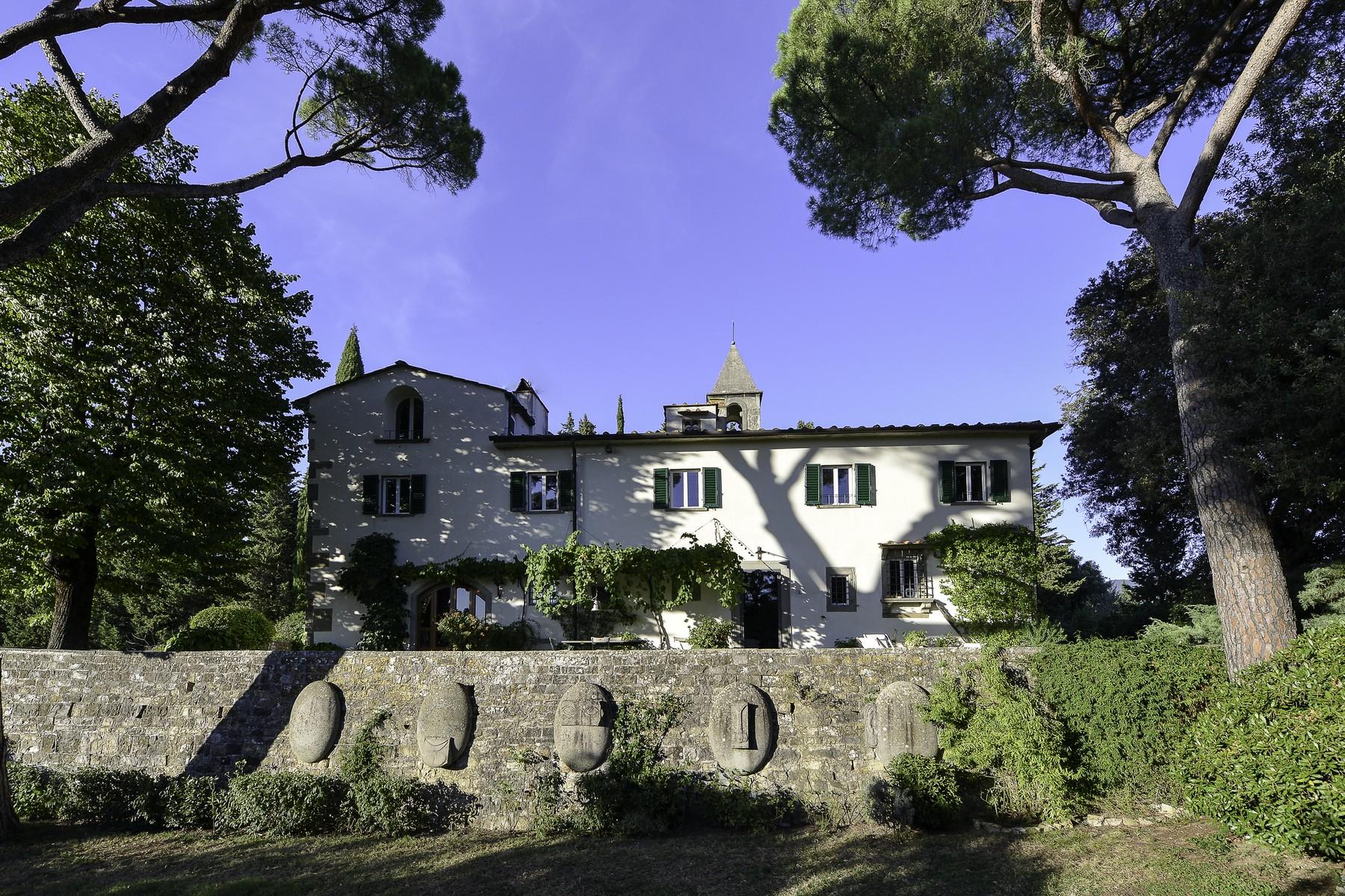 Villa in Vendita a Fiesole: 5 locali, 461 mq - Foto 3