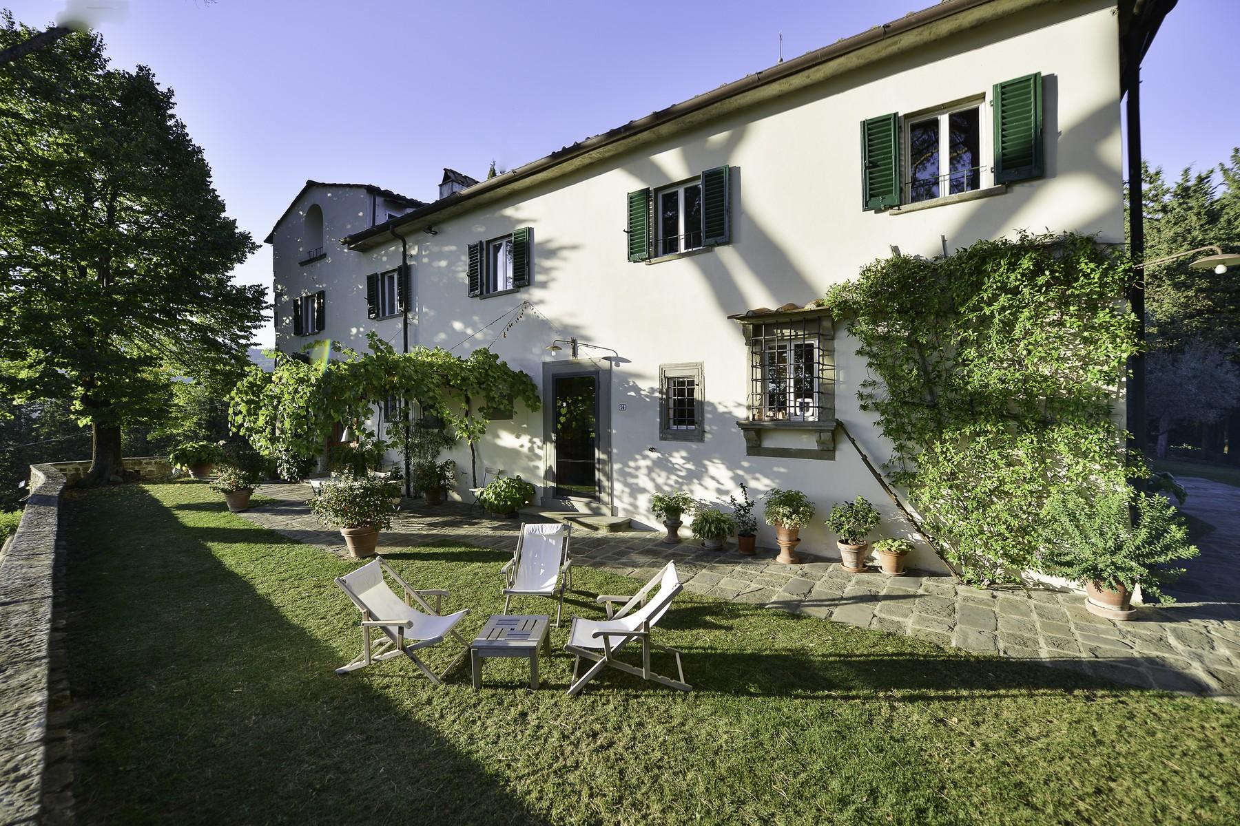 Villa in Vendita a Fiesole: 5 locali, 461 mq - Foto 4
