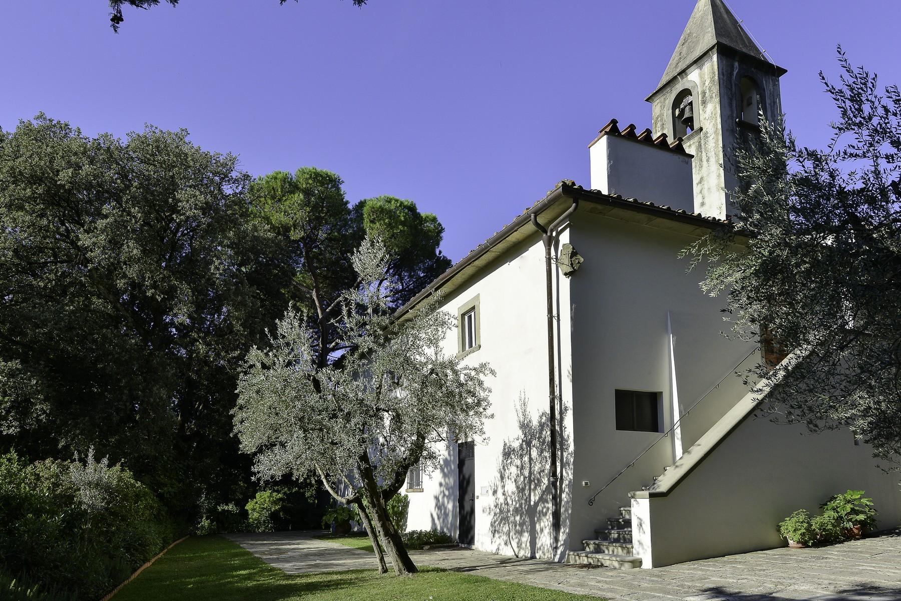 Villa in Vendita a Fiesole via sant'andrea a sveglia