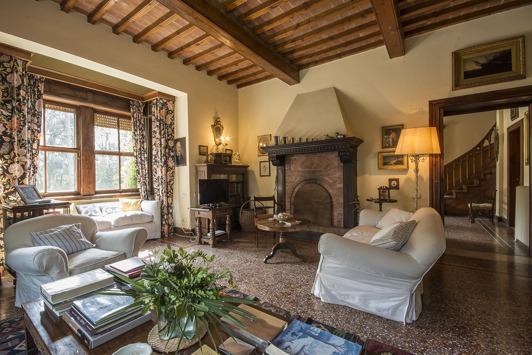Villa in Vendita a Montaione: 5 locali, 15655 mq - Foto 4