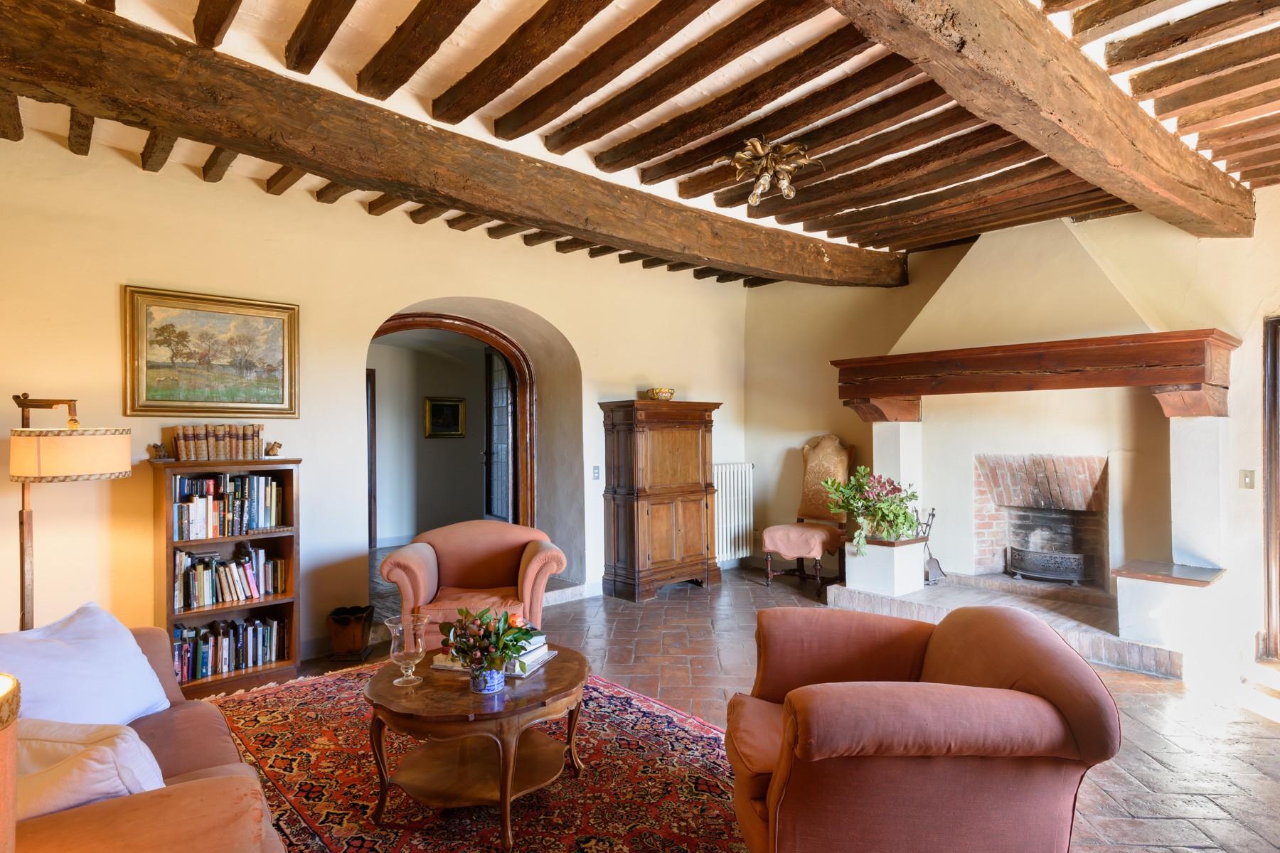 Villa in Vendita a Montaione: 5 locali, 15655 mq - Foto 16