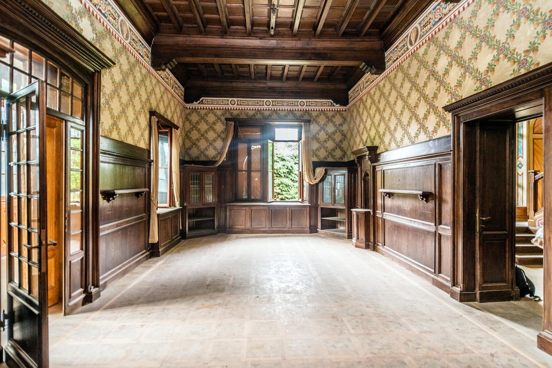Villa in Vendita a Brunate: 5 locali, 1040 mq - Foto 5
