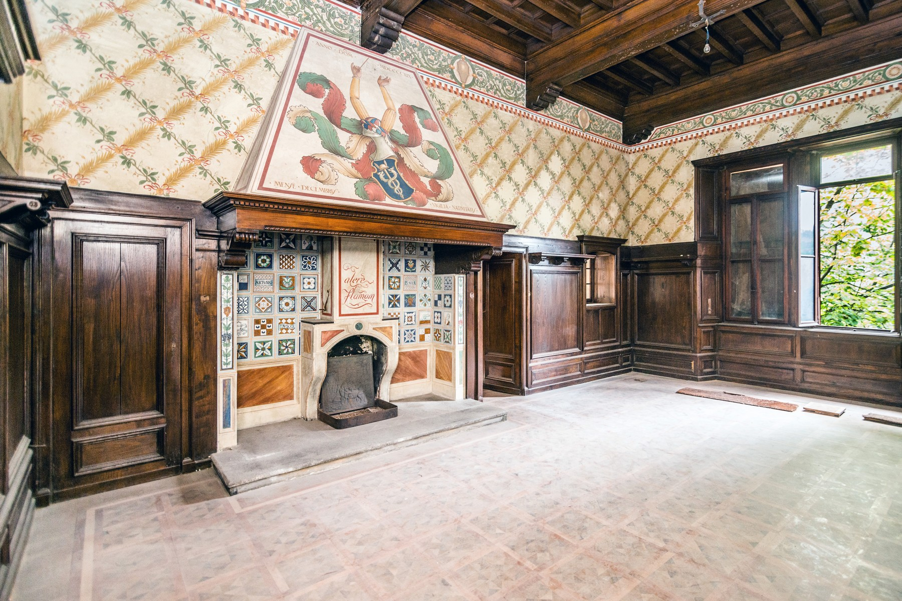 Villa in Vendita a Brunate: 5 locali, 1040 mq - Foto 2