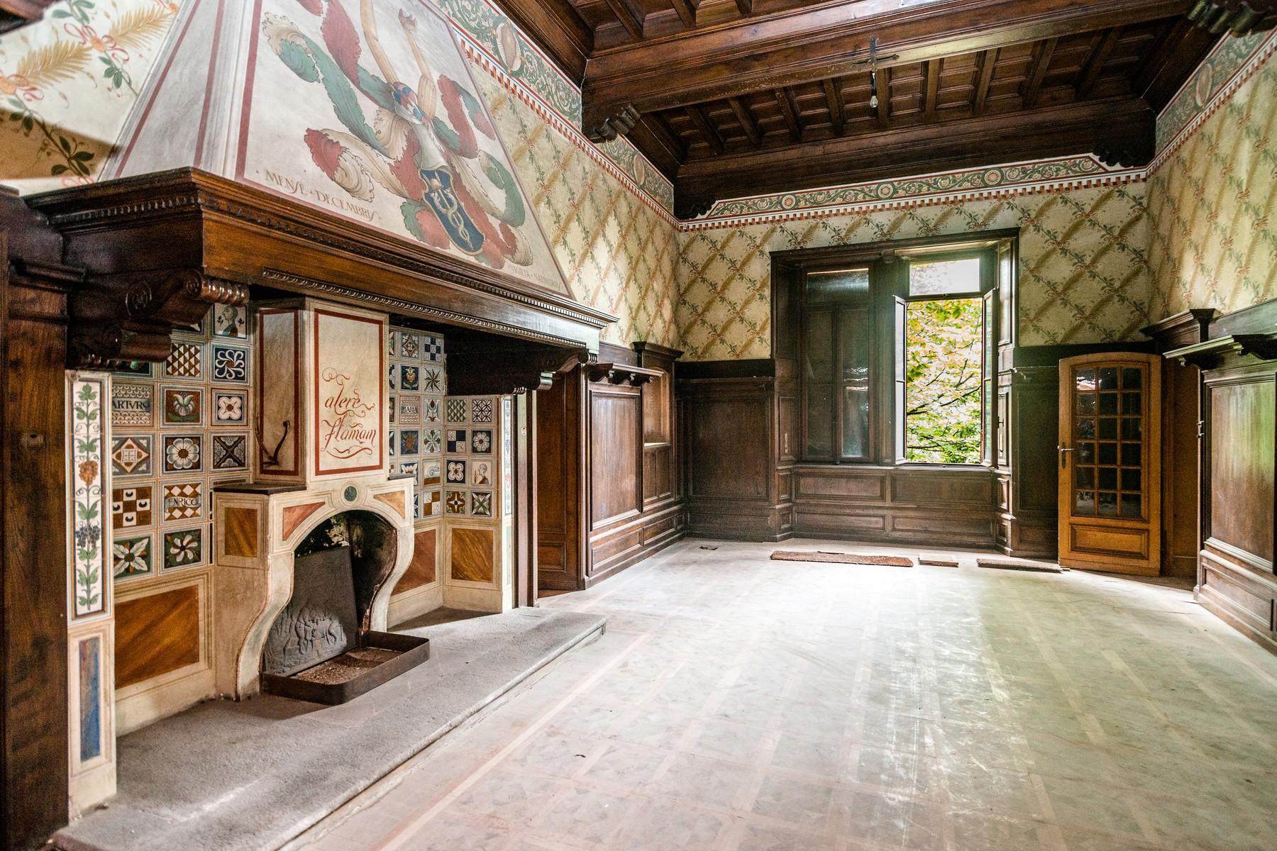 Villa in Vendita a Brunate: 5 locali, 1040 mq - Foto 3