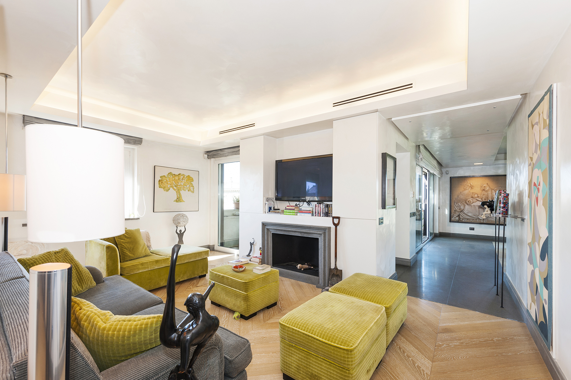Appartamento in Vendita a Roma: 5 locali, 510 mq - Foto 5