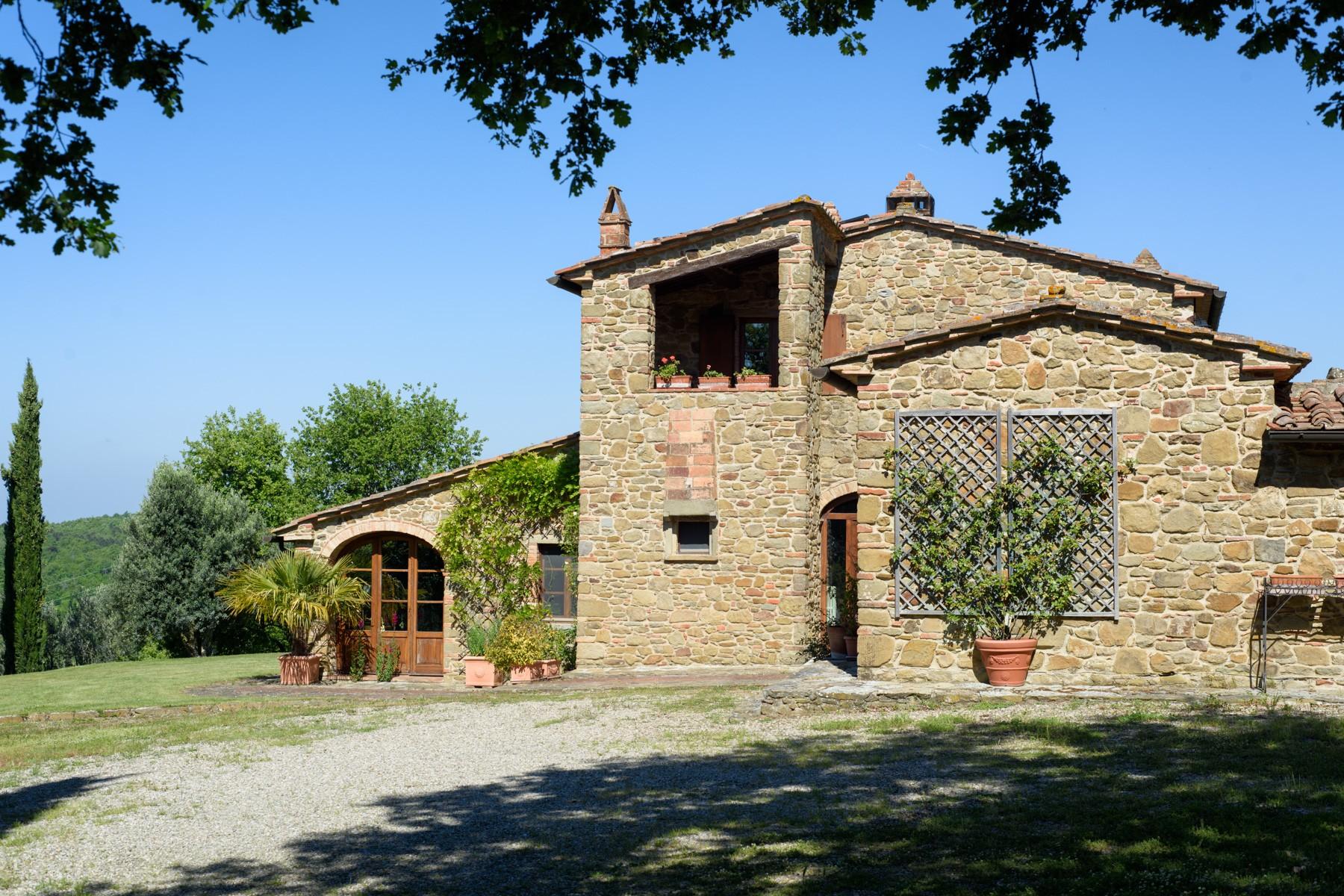 Villa in Vendita a Monte San Savino: 5 locali, 266 mq - Foto 2