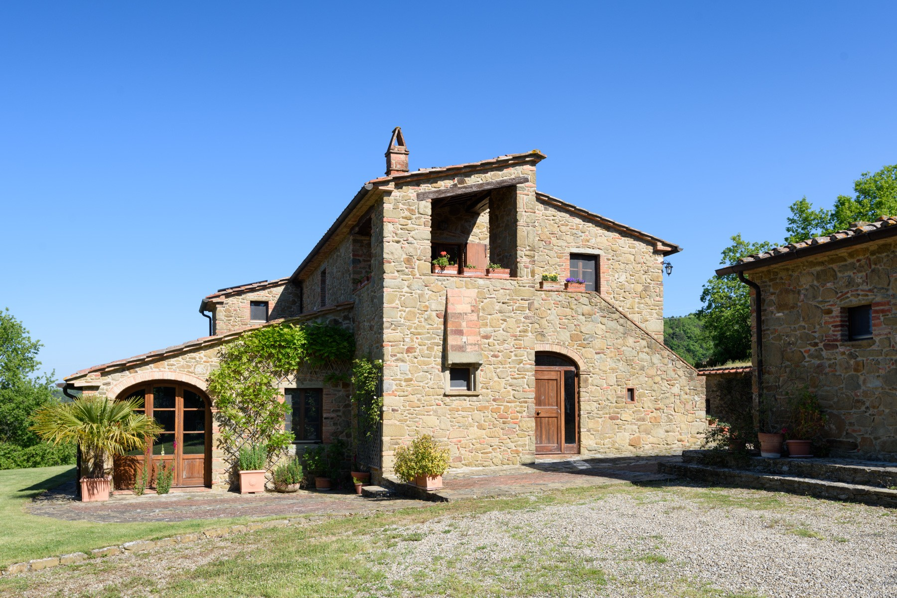 Villa in Vendita a Monte San Savino: 5 locali, 266 mq - Foto 3