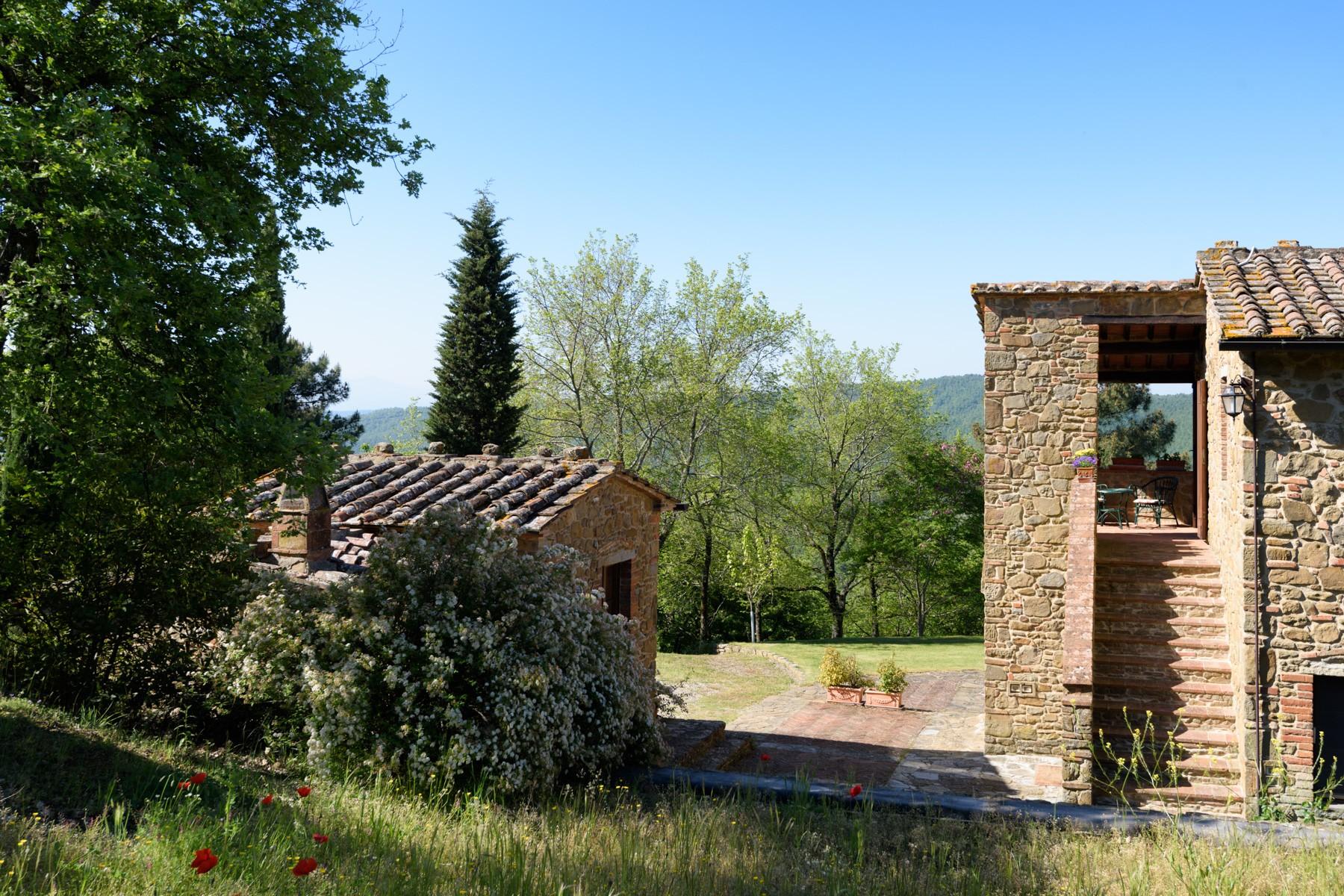 Villa in Vendita a Monte San Savino: 5 locali, 266 mq - Foto 4