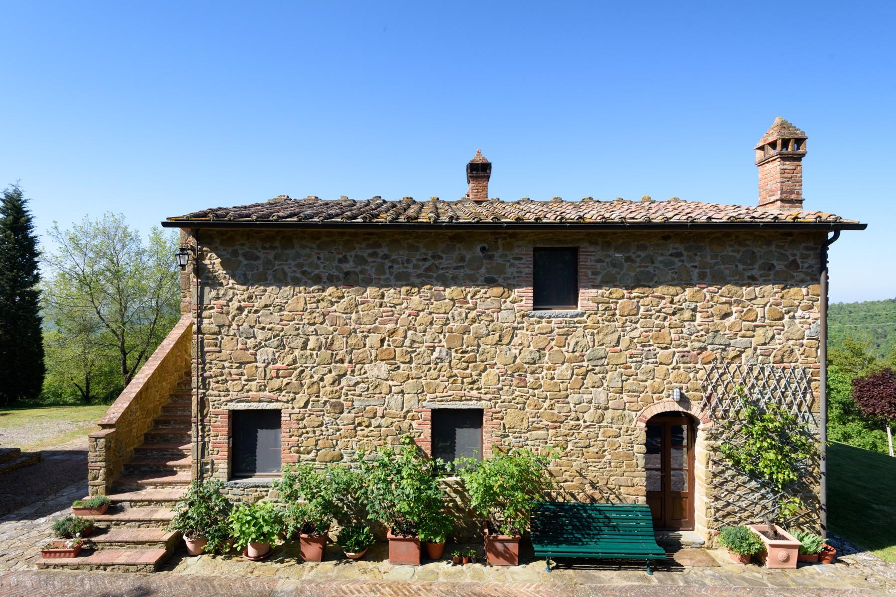 Villa in Vendita a Monte San Savino: 5 locali, 266 mq - Foto 16
