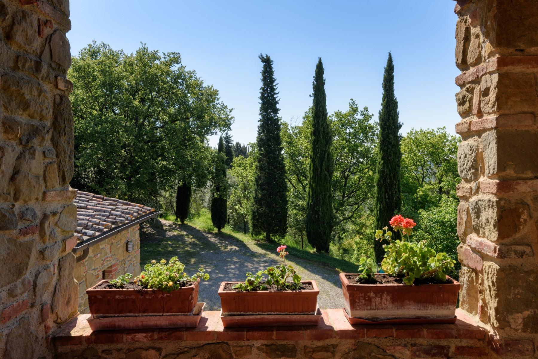 Villa in Vendita a Monte San Savino: 5 locali, 266 mq - Foto 18