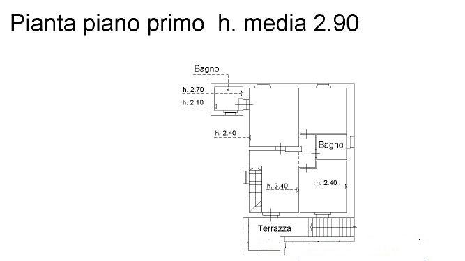 Villa in Vendita a Monte San Savino: 5 locali, 266 mq - Foto 21