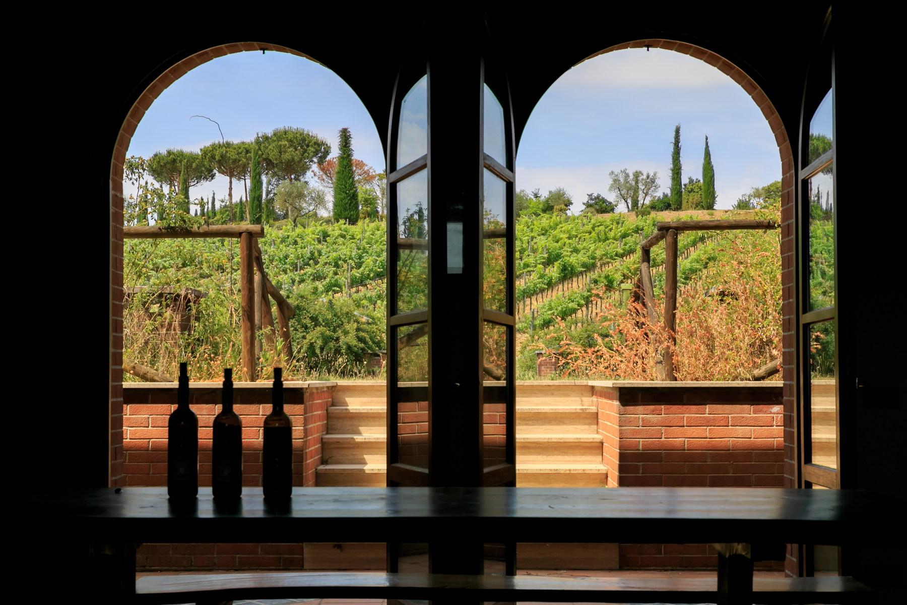 Villa in Vendita a Montepulciano: 5 locali, 2830 mq - Foto 5