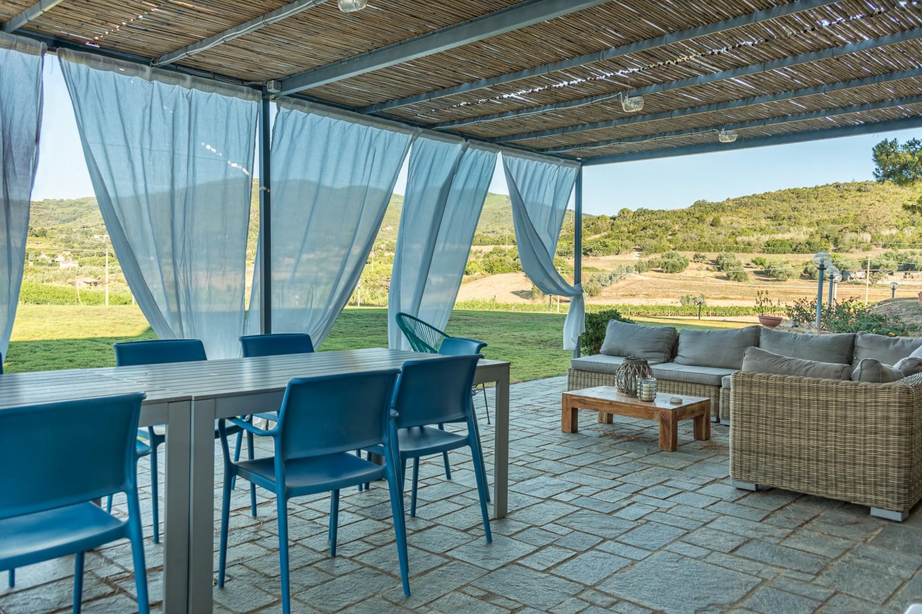 Villa in Vendita a Porto Azzurro: 5 locali, 350 mq