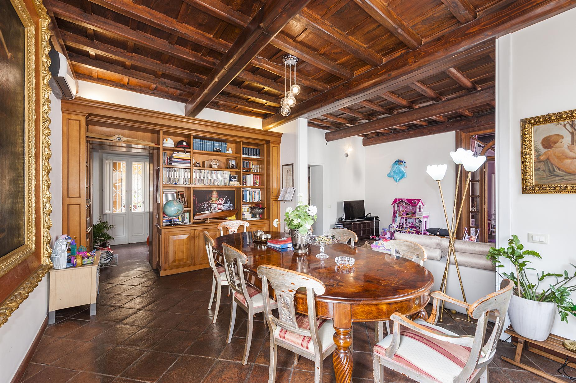 Appartamento in Affitto a Roma: 4 locali, 140 mq - Foto 1