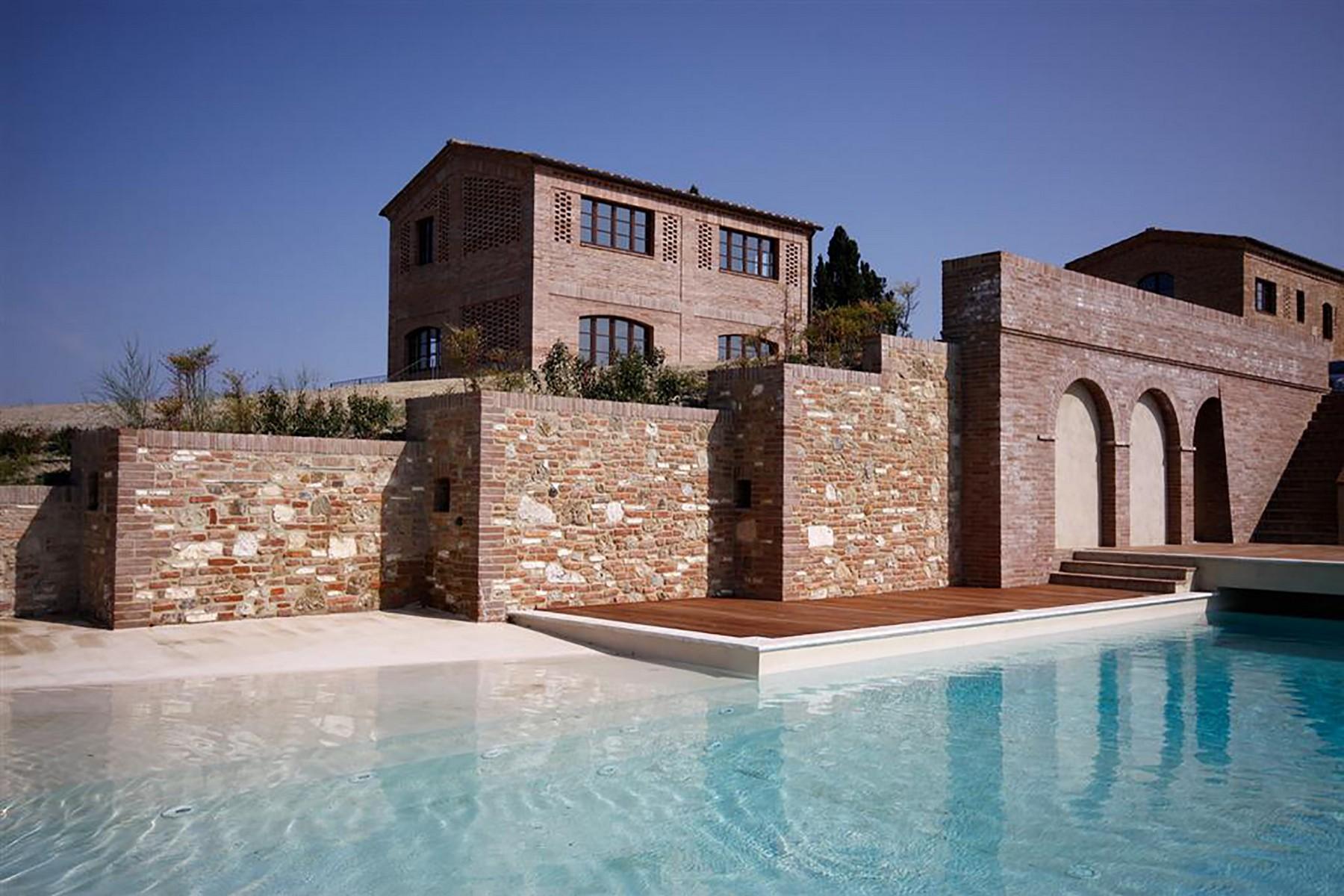 Villa in Vendita a Asciano: 5 locali, 900 mq - Foto 2