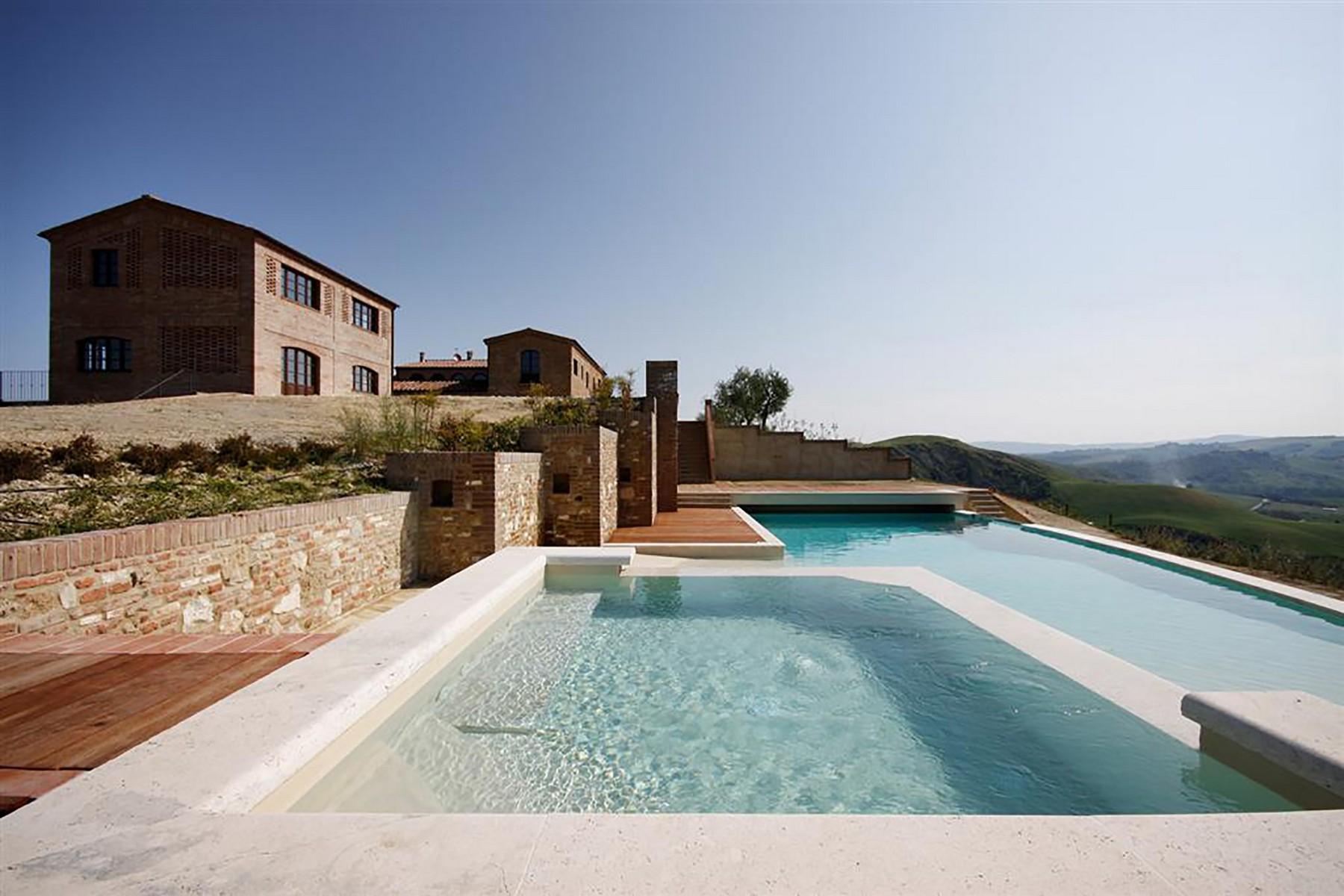 Villa in Vendita a Asciano: 5 locali, 900 mq