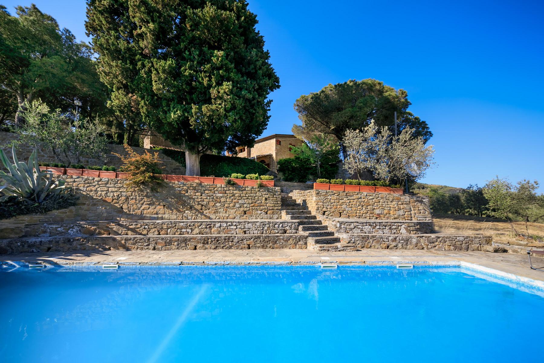 Villa in Vendita a Castiglion Fiorentino: 5 locali, 350 mq - Foto 16