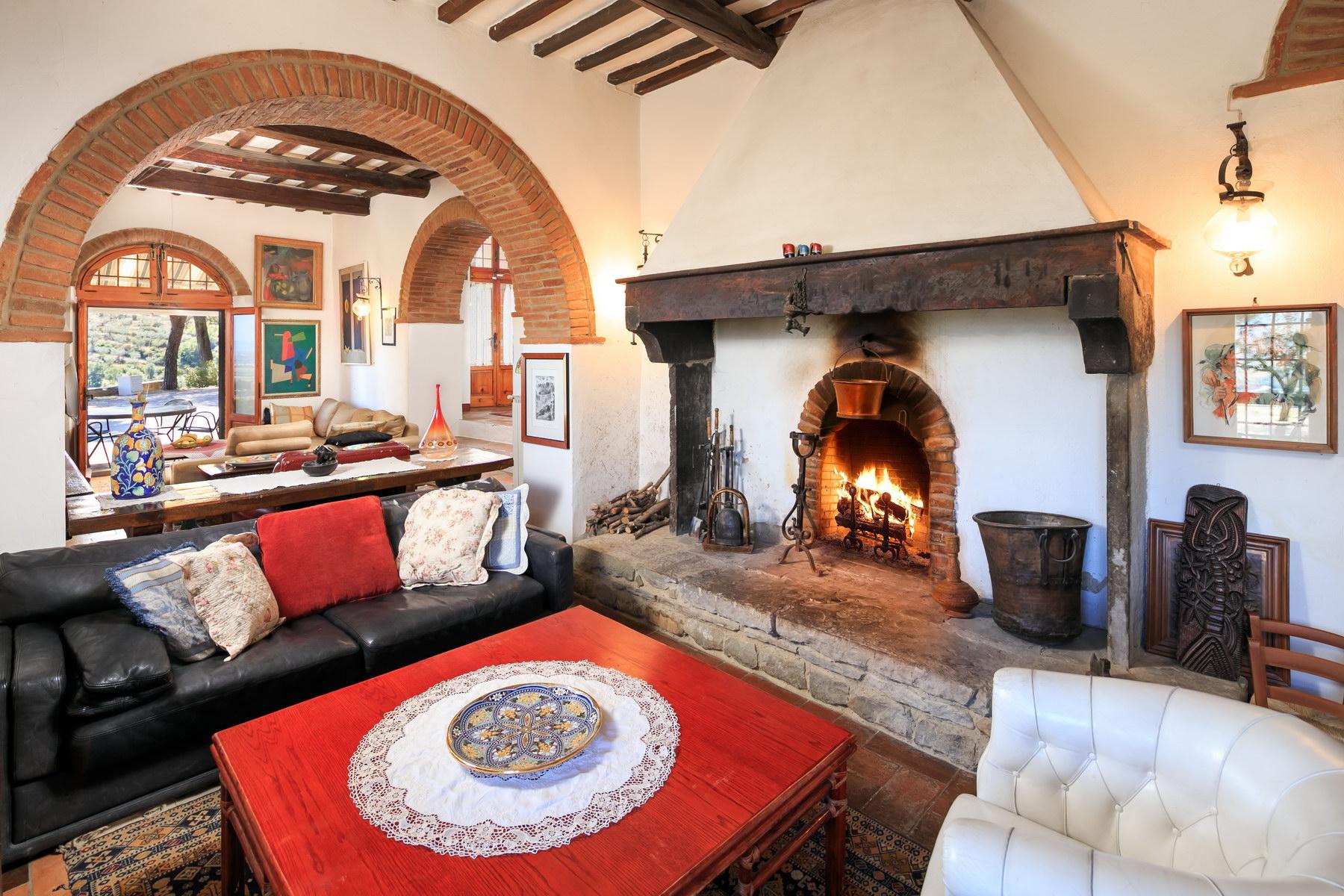 Villa in Vendita a Castiglion Fiorentino: 5 locali, 350 mq - Foto 4