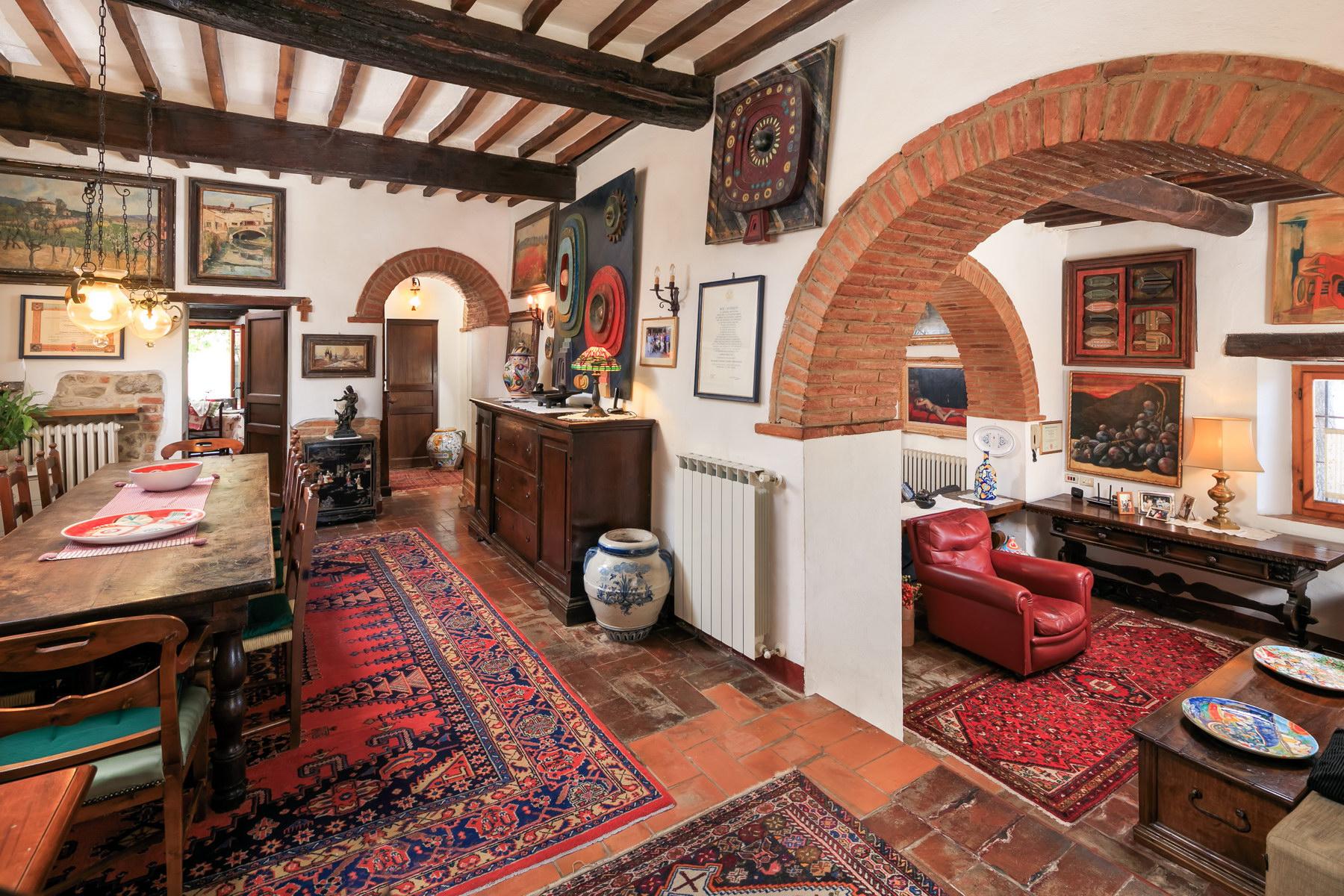 Villa in Vendita a Castiglion Fiorentino: 5 locali, 350 mq - Foto 5