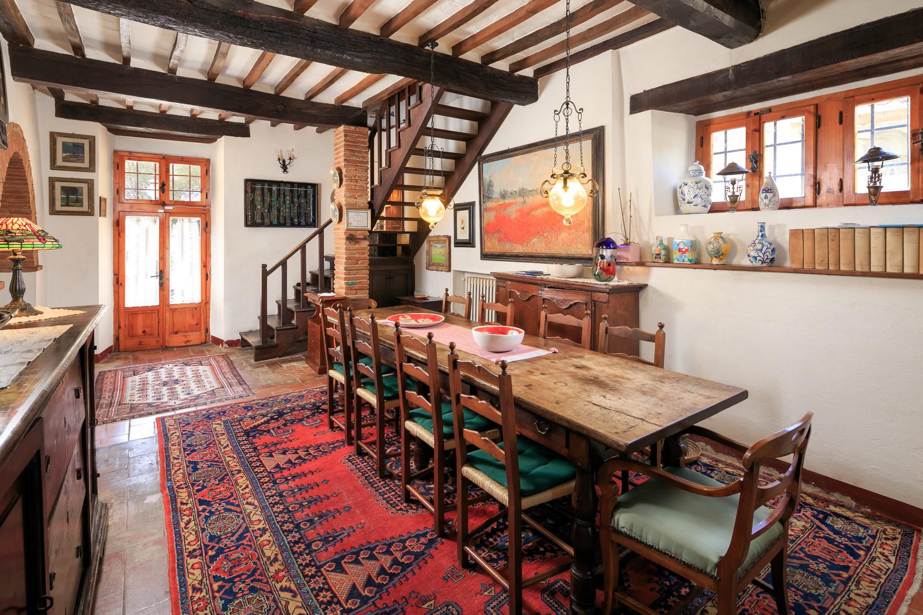 Villa in Vendita a Castiglion Fiorentino: 5 locali, 350 mq - Foto 7