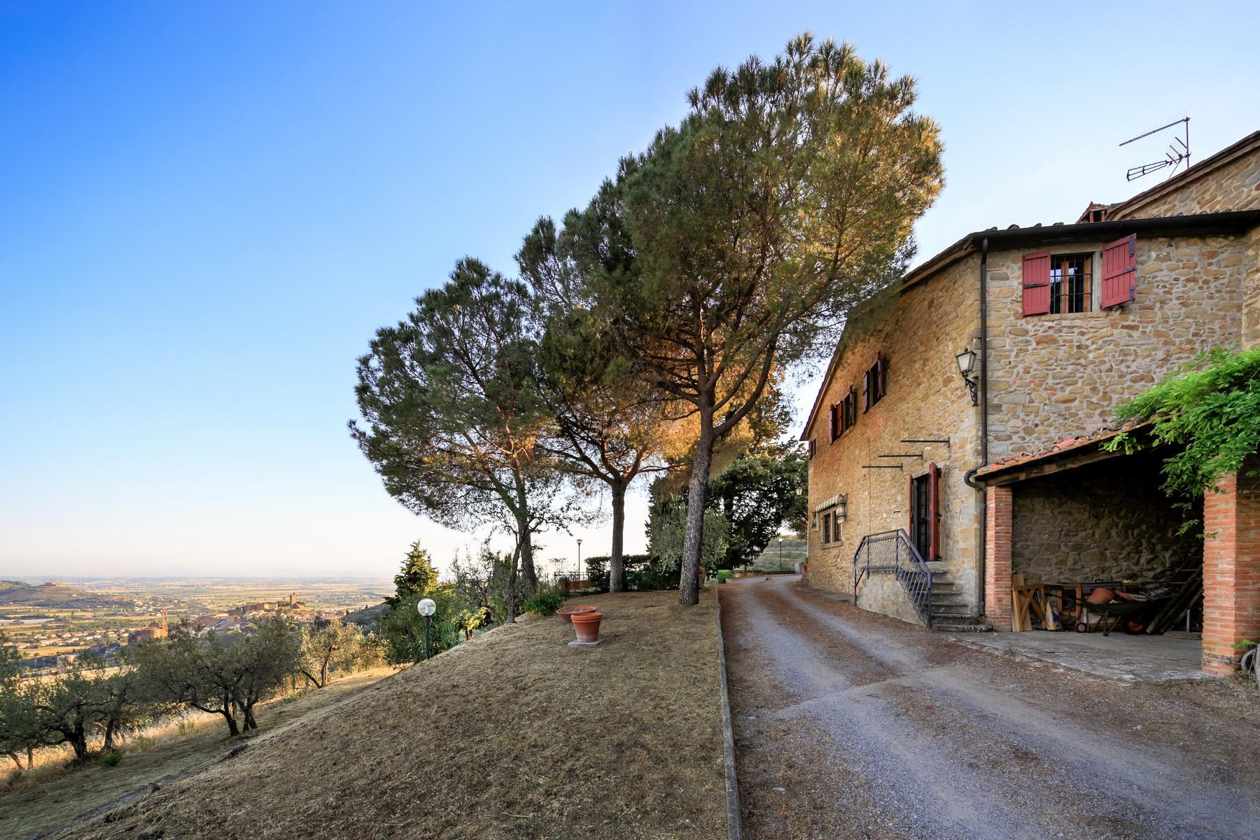Villa in Vendita a Castiglion Fiorentino: 5 locali, 350 mq - Foto 13