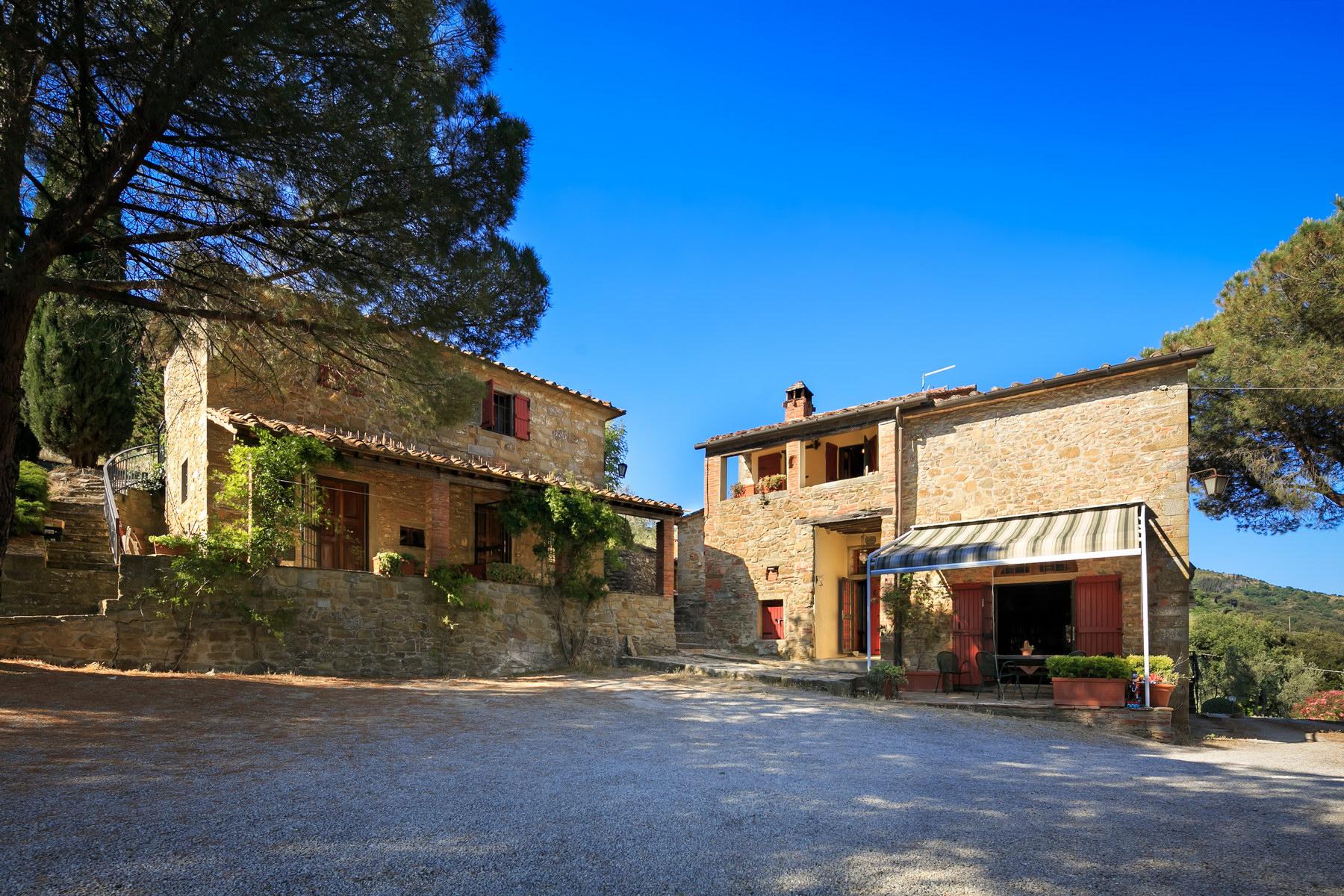 Villa in Vendita a Castiglion Fiorentino: 5 locali, 350 mq - Foto 14