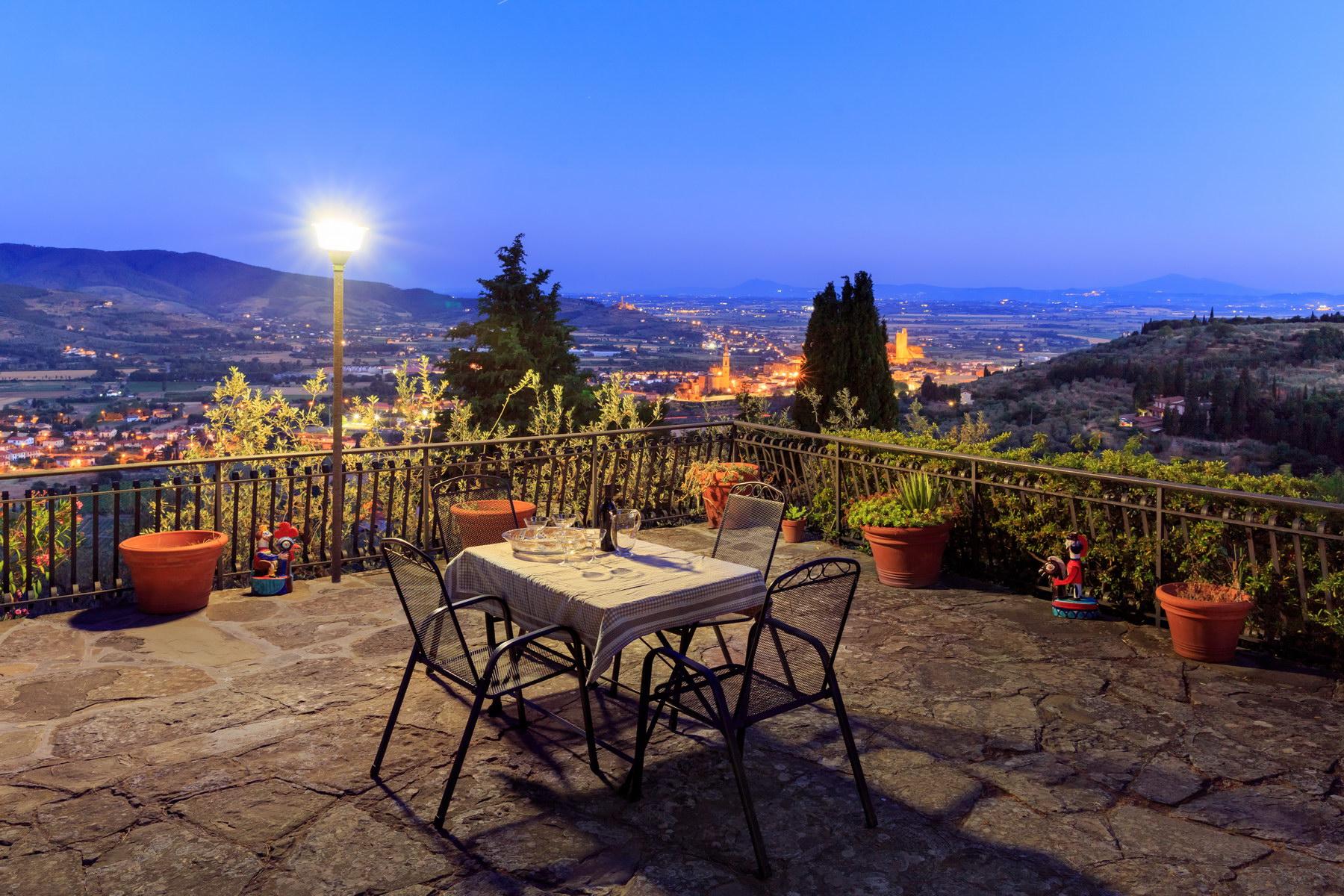 Villa in Vendita a Castiglion Fiorentino: 5 locali, 350 mq - Foto 15