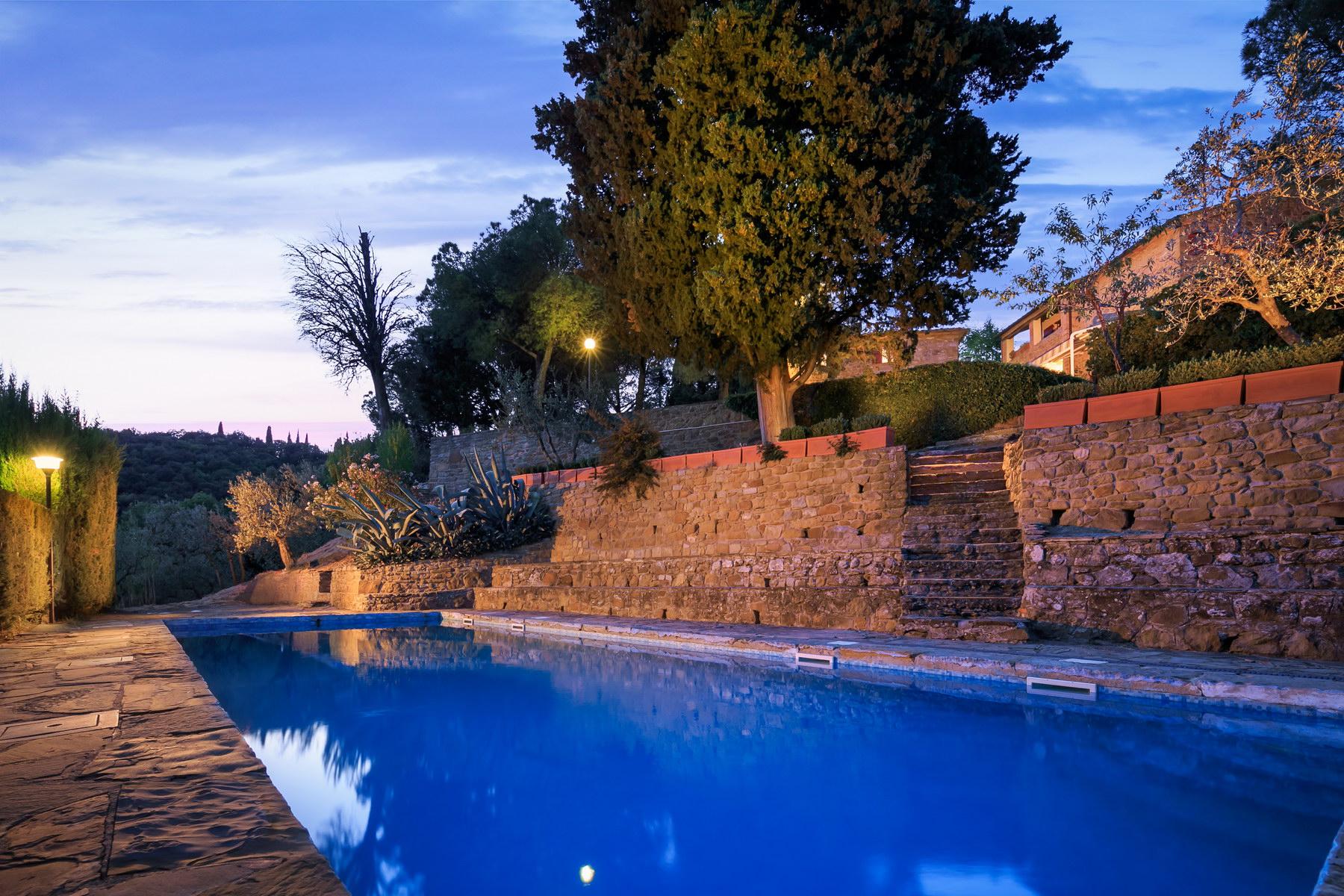 Villa in Vendita a Castiglion Fiorentino: 5 locali, 350 mq - Foto 17