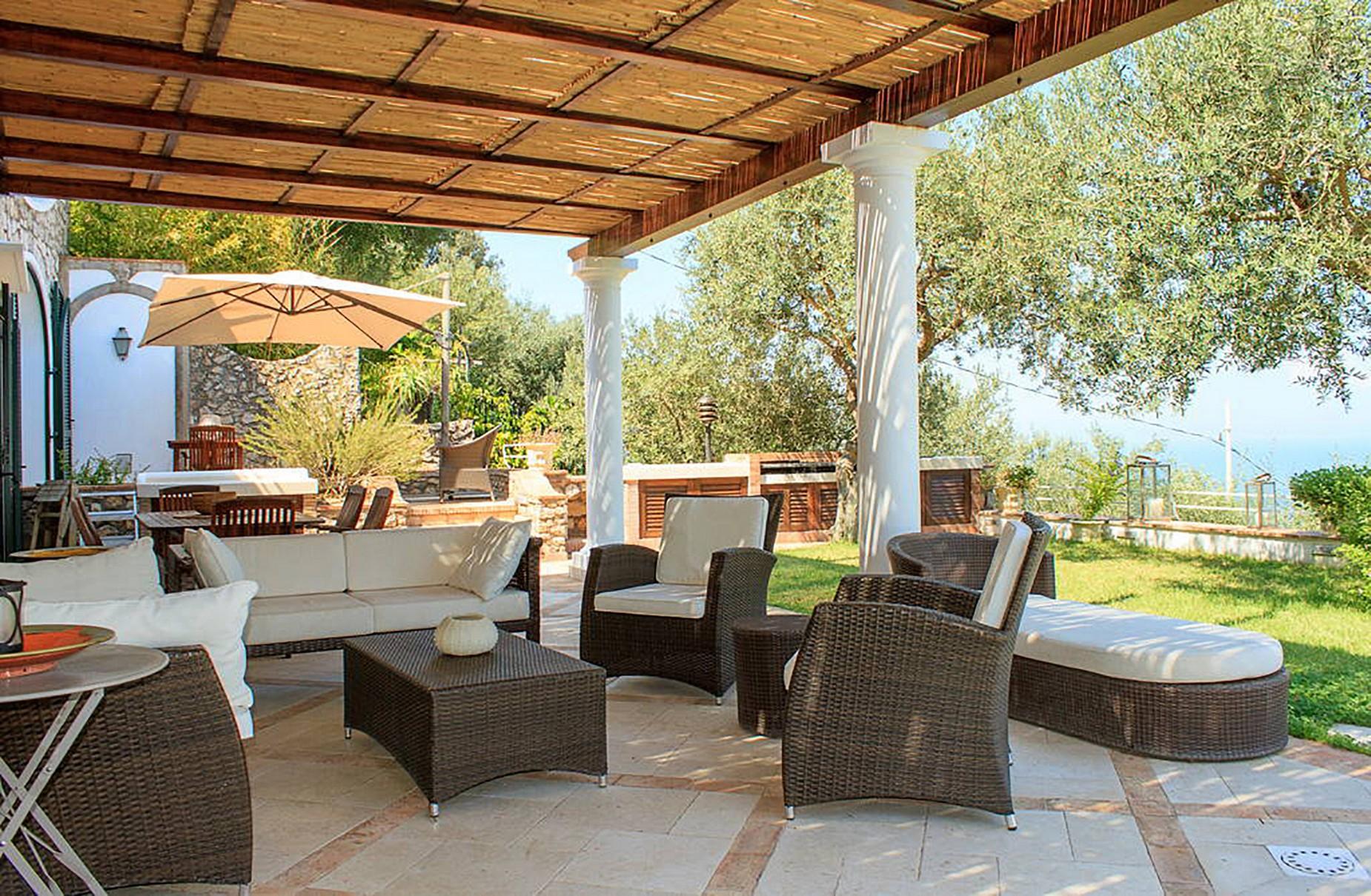 Villa in Vendita a Capri: 5 locali, 150 mq - Foto 3