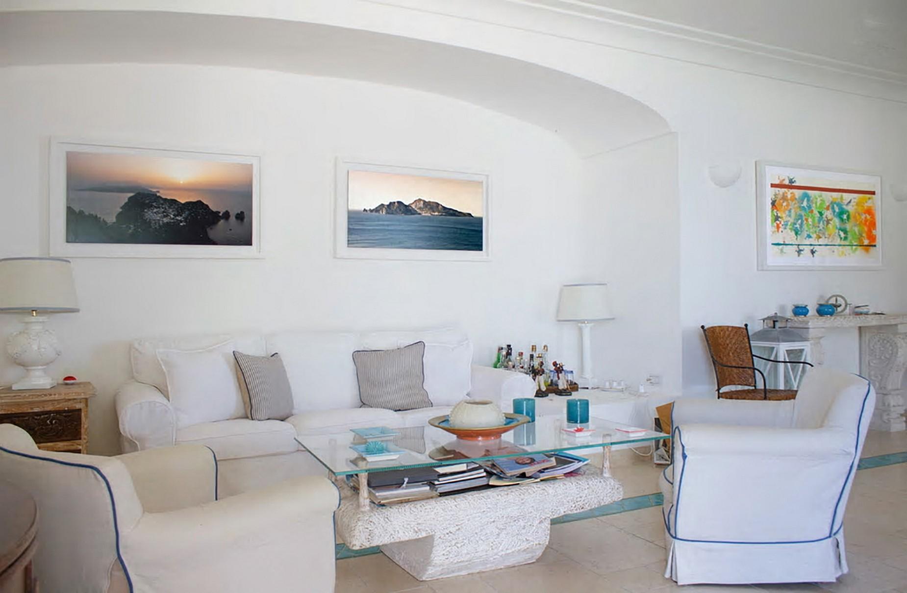 Villa in Vendita a Capri: 5 locali, 150 mq - Foto 14