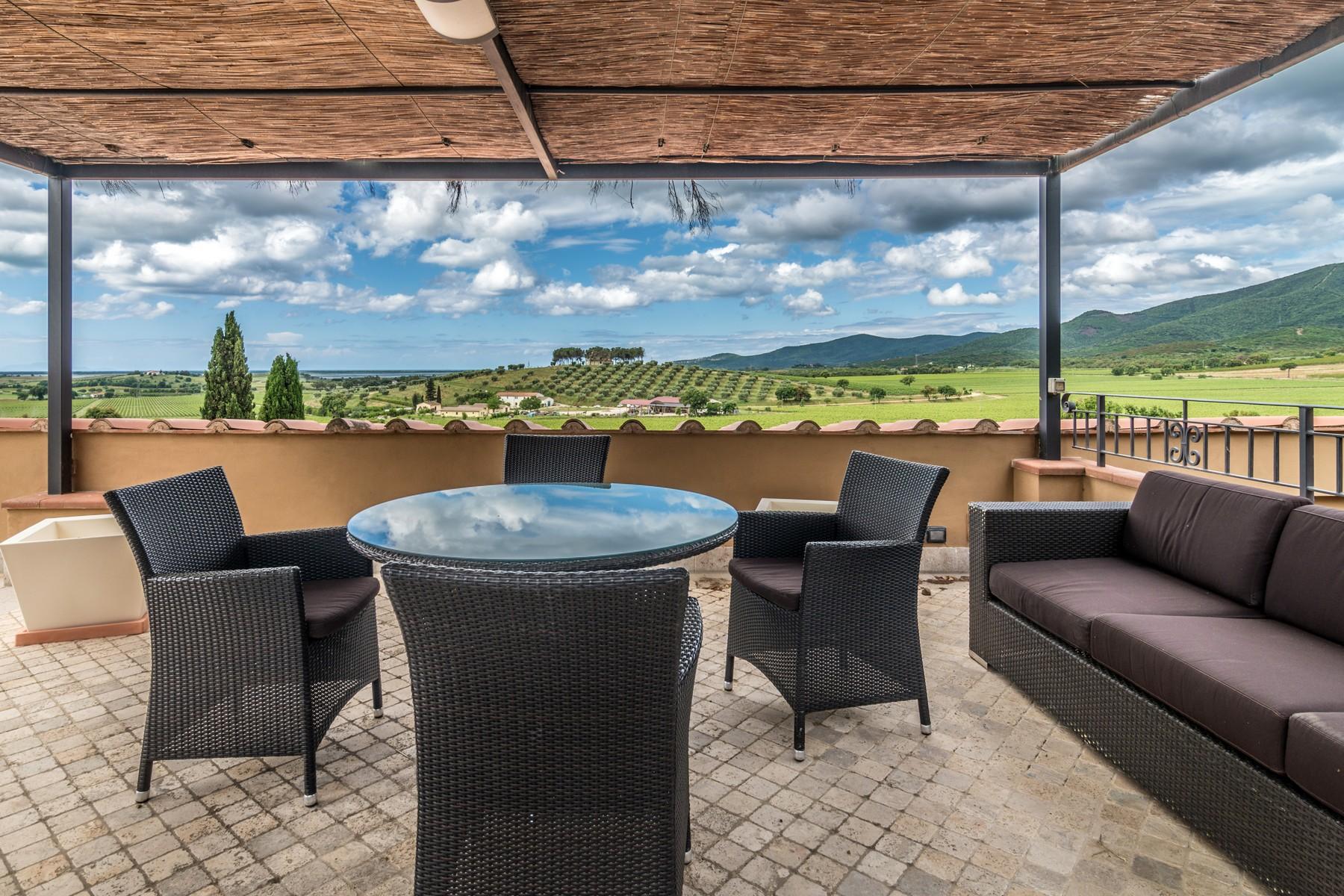 Villa in Vendita a Castiglione Della Pescaia: 5 locali, 850 mq - Foto 3