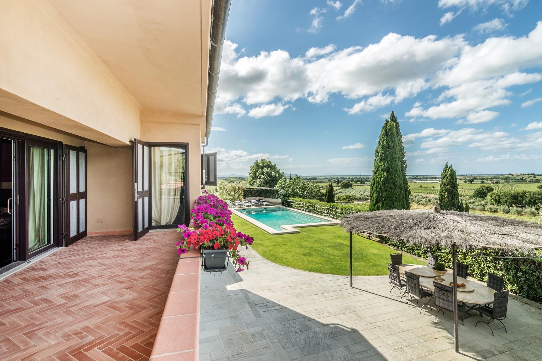 Villa in Vendita a Castiglione Della Pescaia: 5 locali, 850 mq - Foto 4