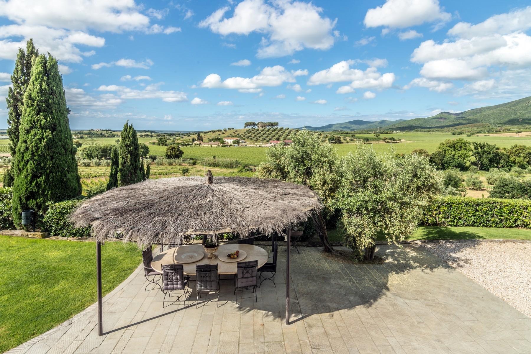 Villa in Vendita a Castiglione Della Pescaia: 5 locali, 850 mq - Foto 29