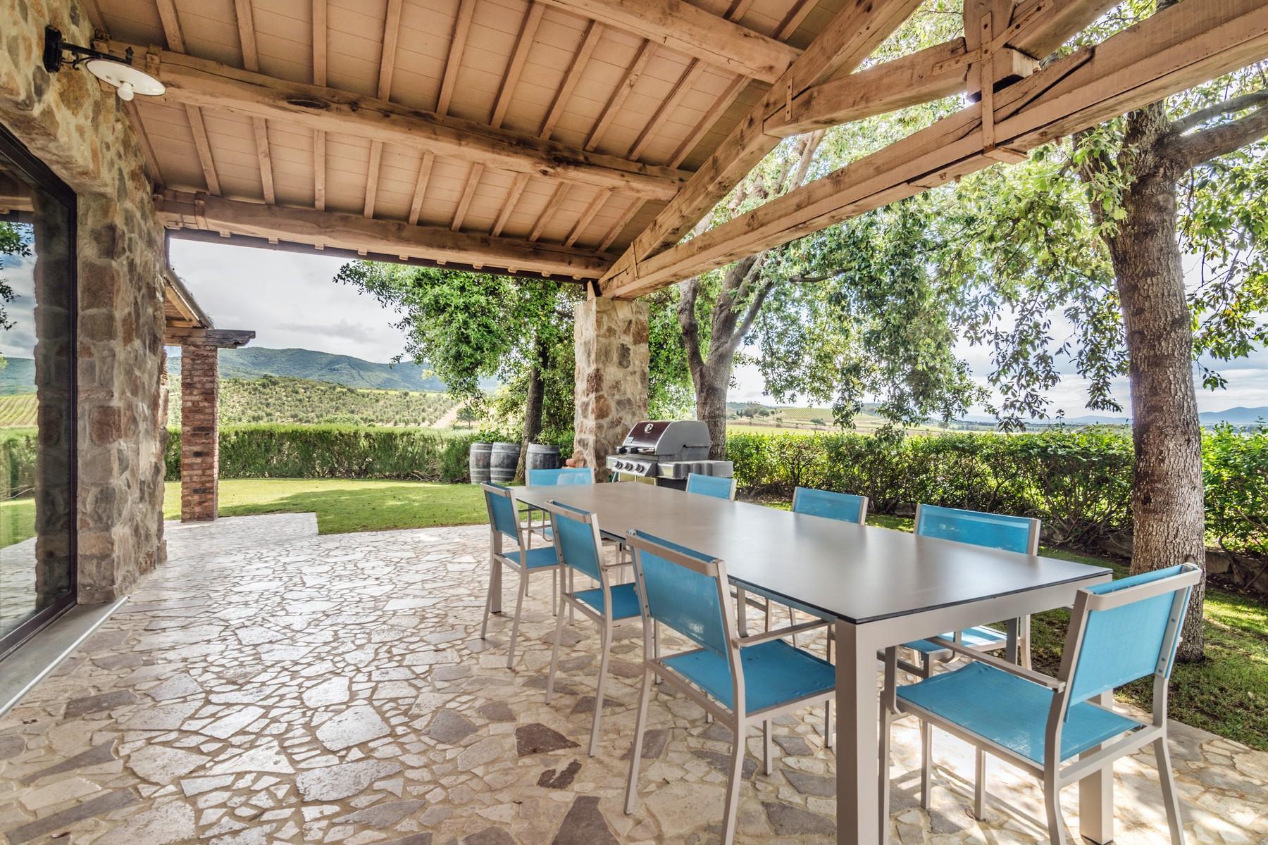 Villa in Vendita a Castiglione Della Pescaia: 5 locali, 850 mq - Foto 15