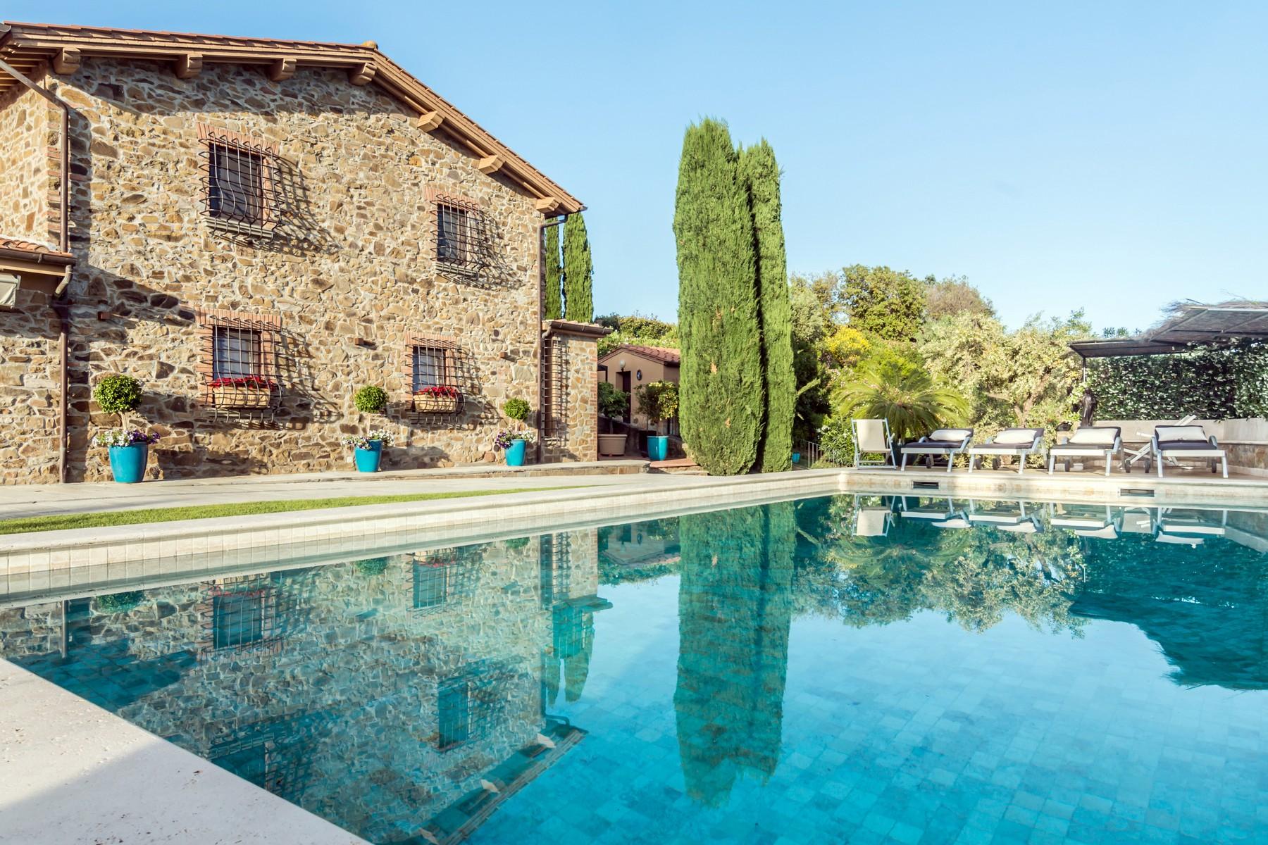 Villa in Vendita a Castiglione Della Pescaia: 5 locali, 850 mq - Foto 25