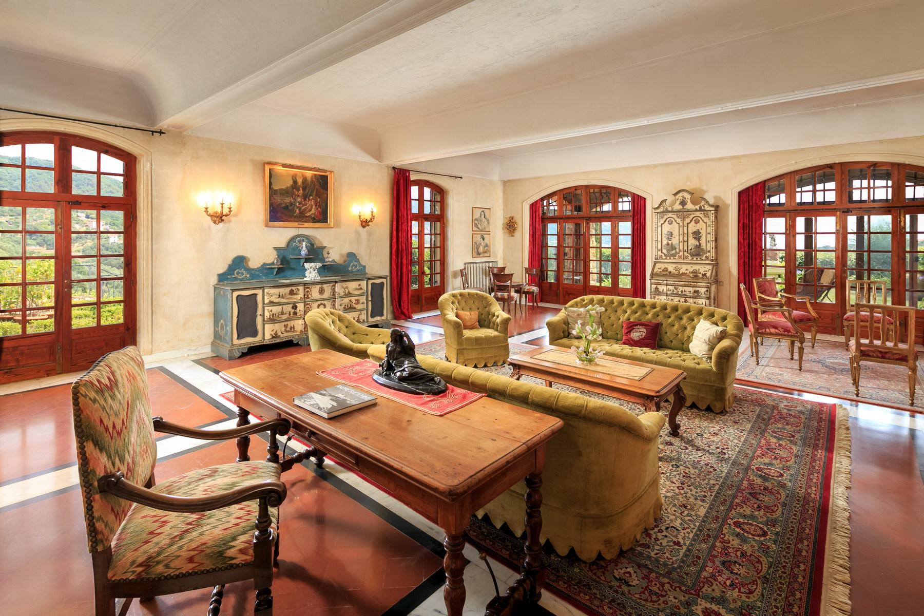 Villa in Vendita a Lerici: 5 locali, 620 mq - Foto 9