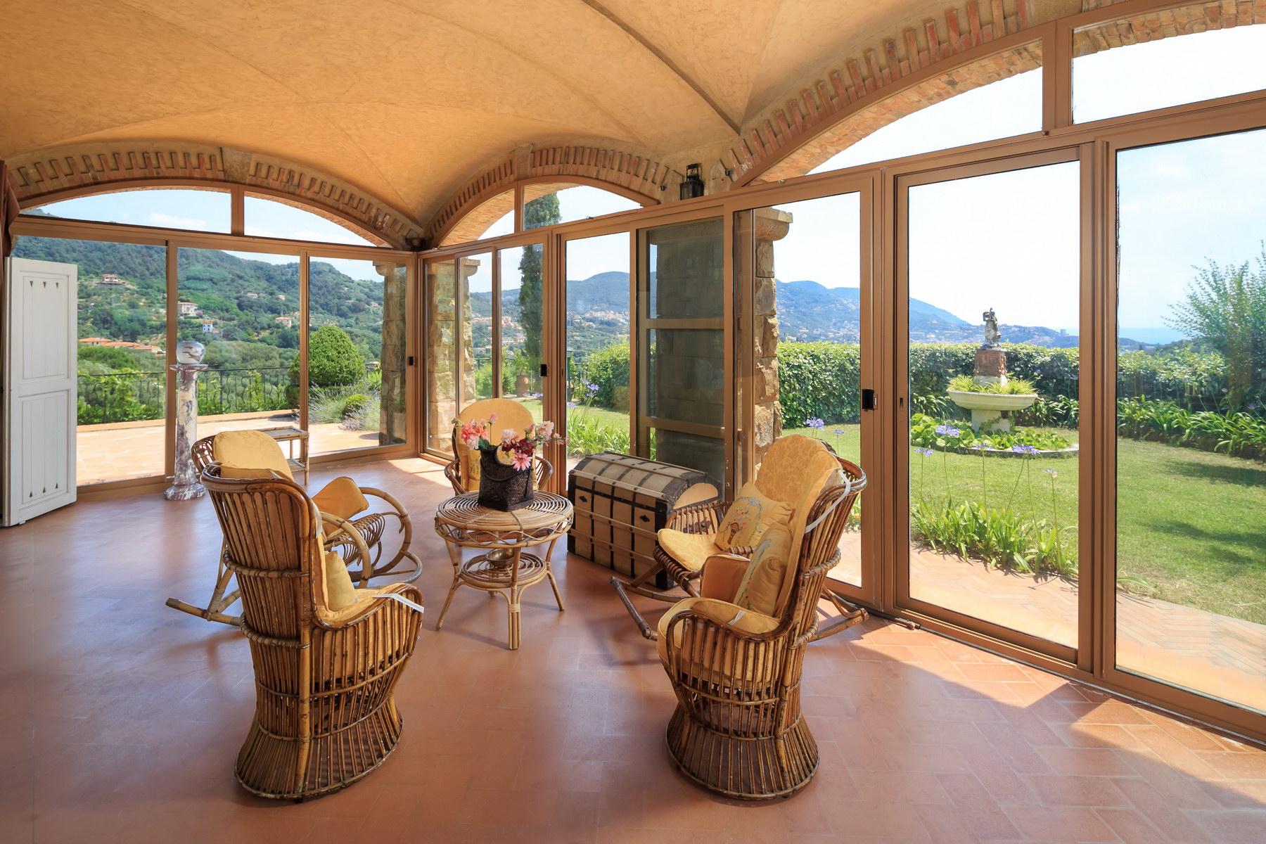 Villa in Vendita a Lerici: 5 locali, 620 mq - Foto 11