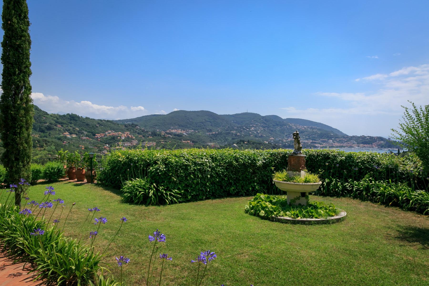 Villa in Vendita a Lerici: 5 locali, 620 mq - Foto 21