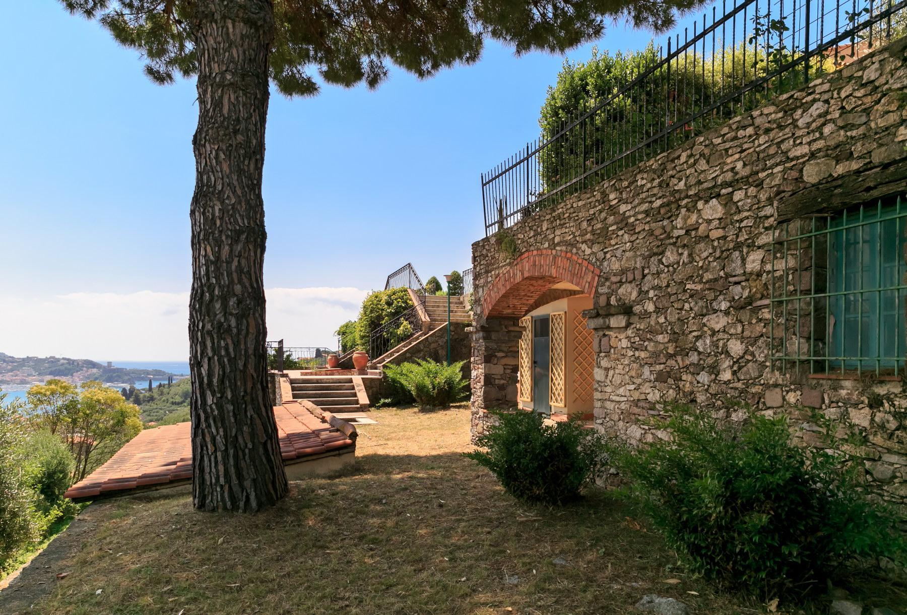 Villa in Vendita a Lerici: 5 locali, 620 mq - Foto 24