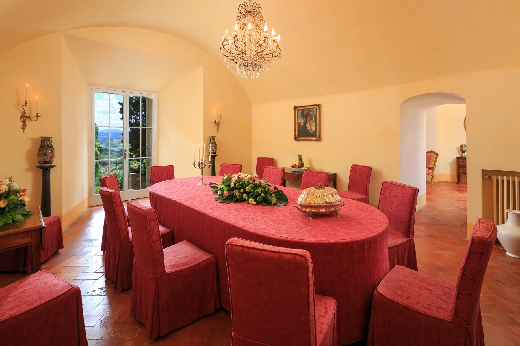 Villa in Vendita a Cetona: 5 locali, 1200 mq - Foto 12
