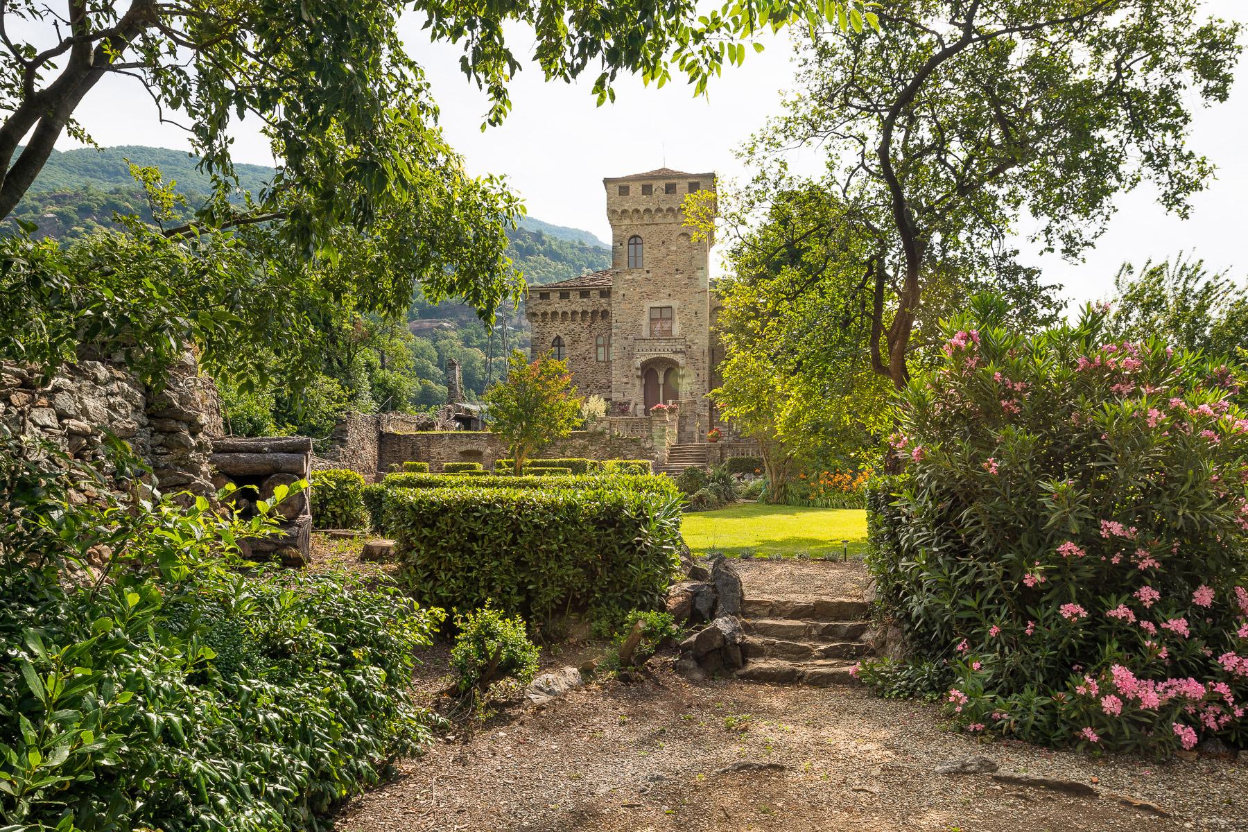 Villa in Vendita a Settimo Vittone: 5 locali, 760 mq - Foto 2