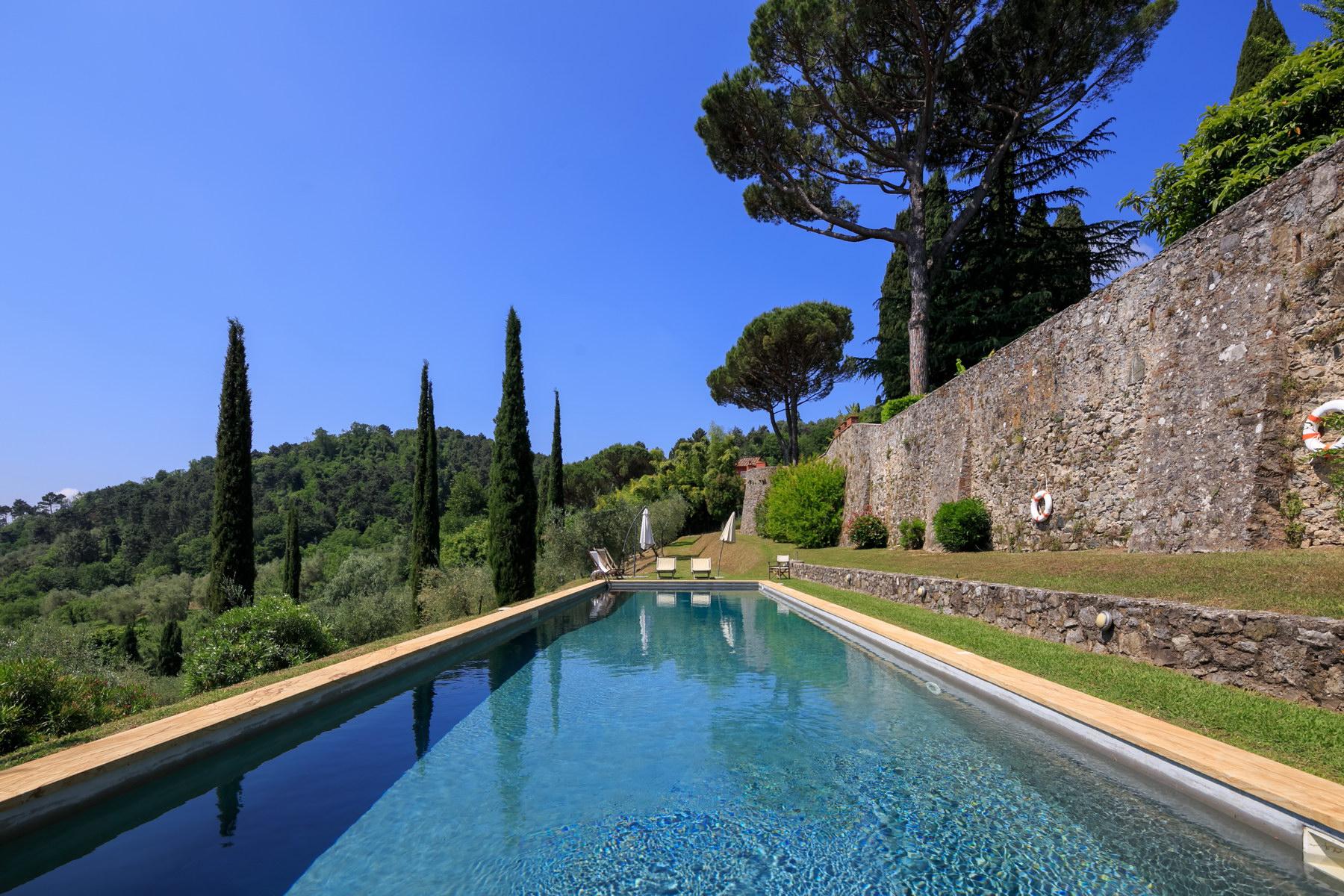 Villa di lusso in vendita a lucca via di misigliano for Case in vendita svizzera italiana