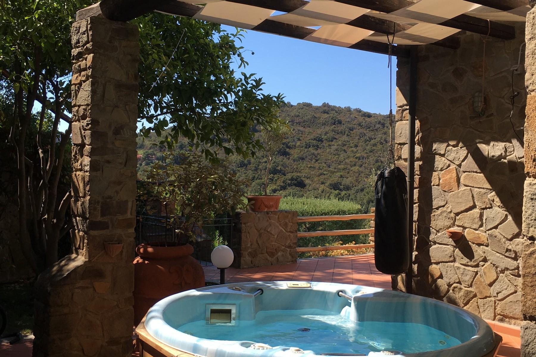 Villa in Vendita a Castiglione Della Pescaia: 5 locali, 260 mq - Foto 16