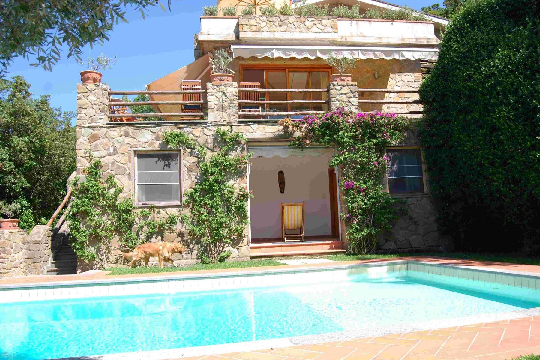 Villa in Vendita a Castiglione Della Pescaia: 5 locali, 260 mq - Foto 7