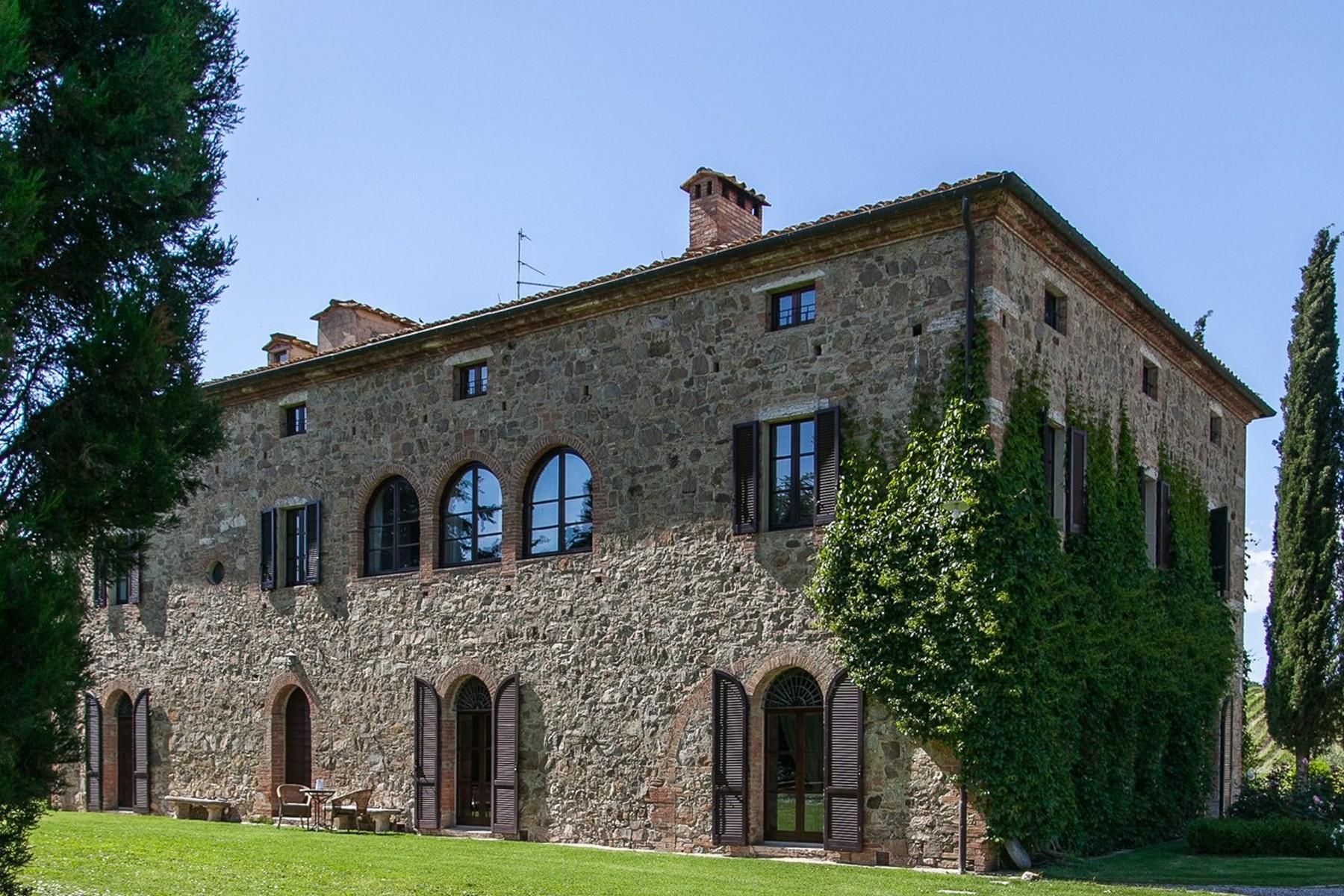 Rustico in Vendita a Montalcino: 5 locali, 900 mq - Foto 3